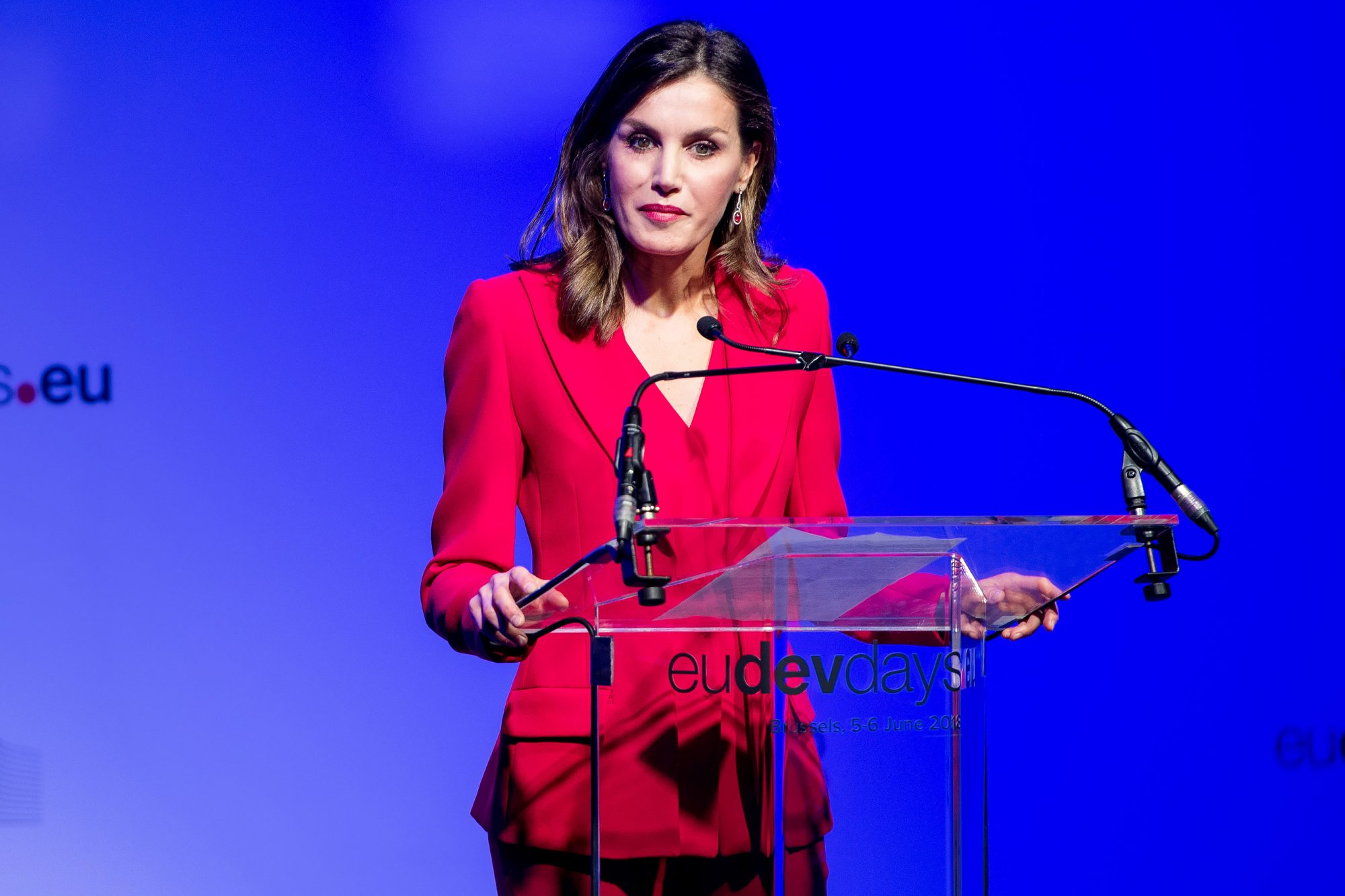 European Development days, Brussels, Belgium - 05 Jun 2018