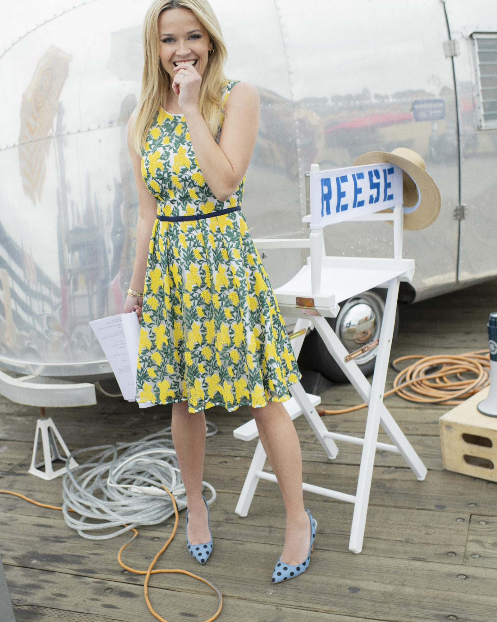 reese witherspoon draper james BLL summer dress