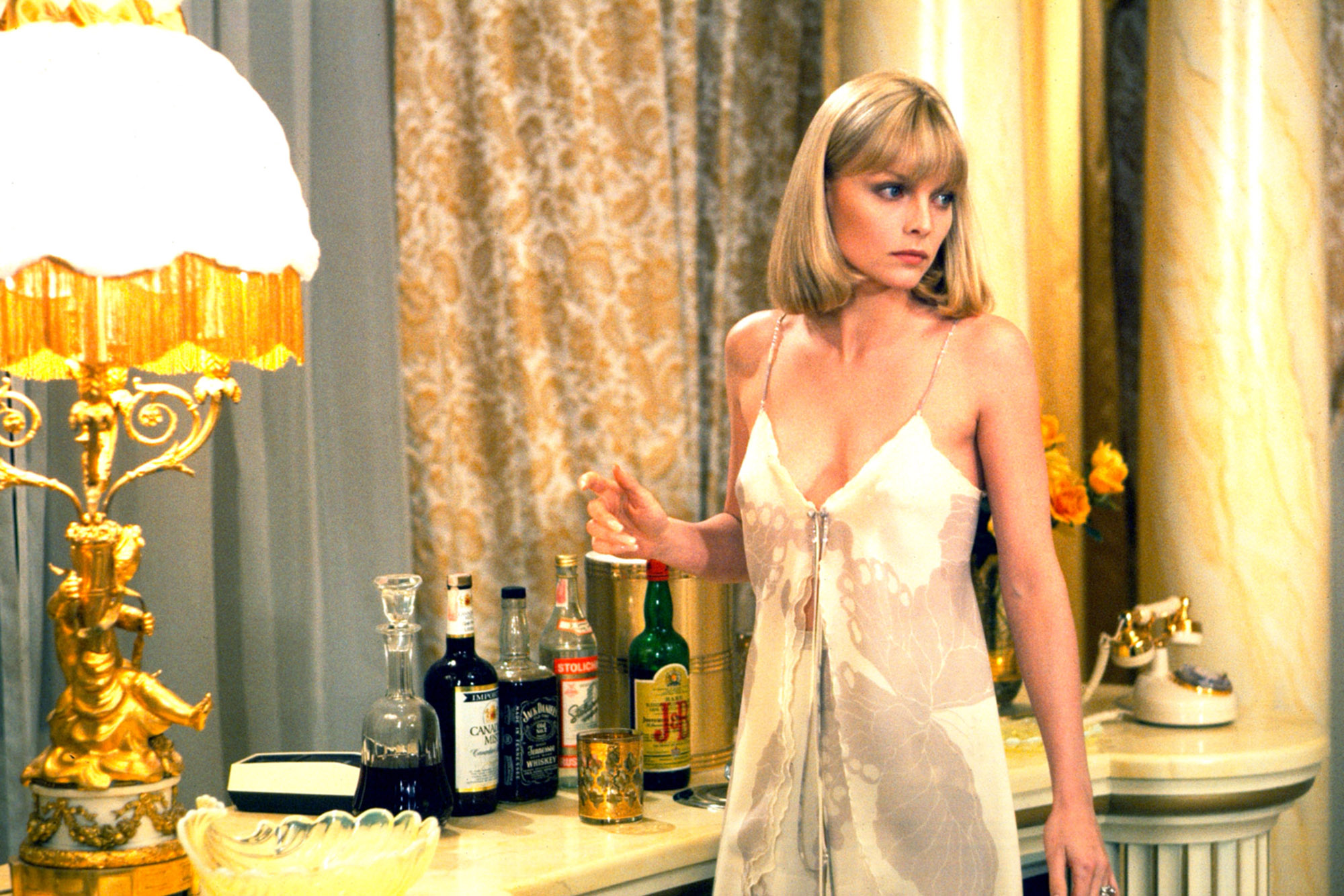 MICHELLE PFEIFFER FOR SCARFACE