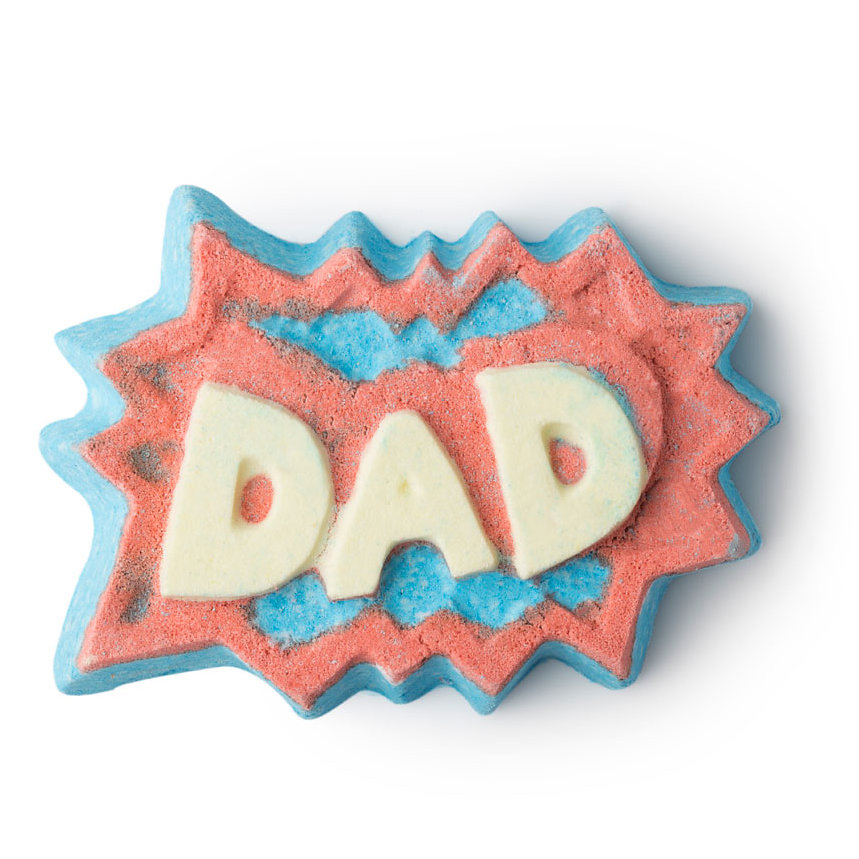 Lush Superdad Bath Bomb