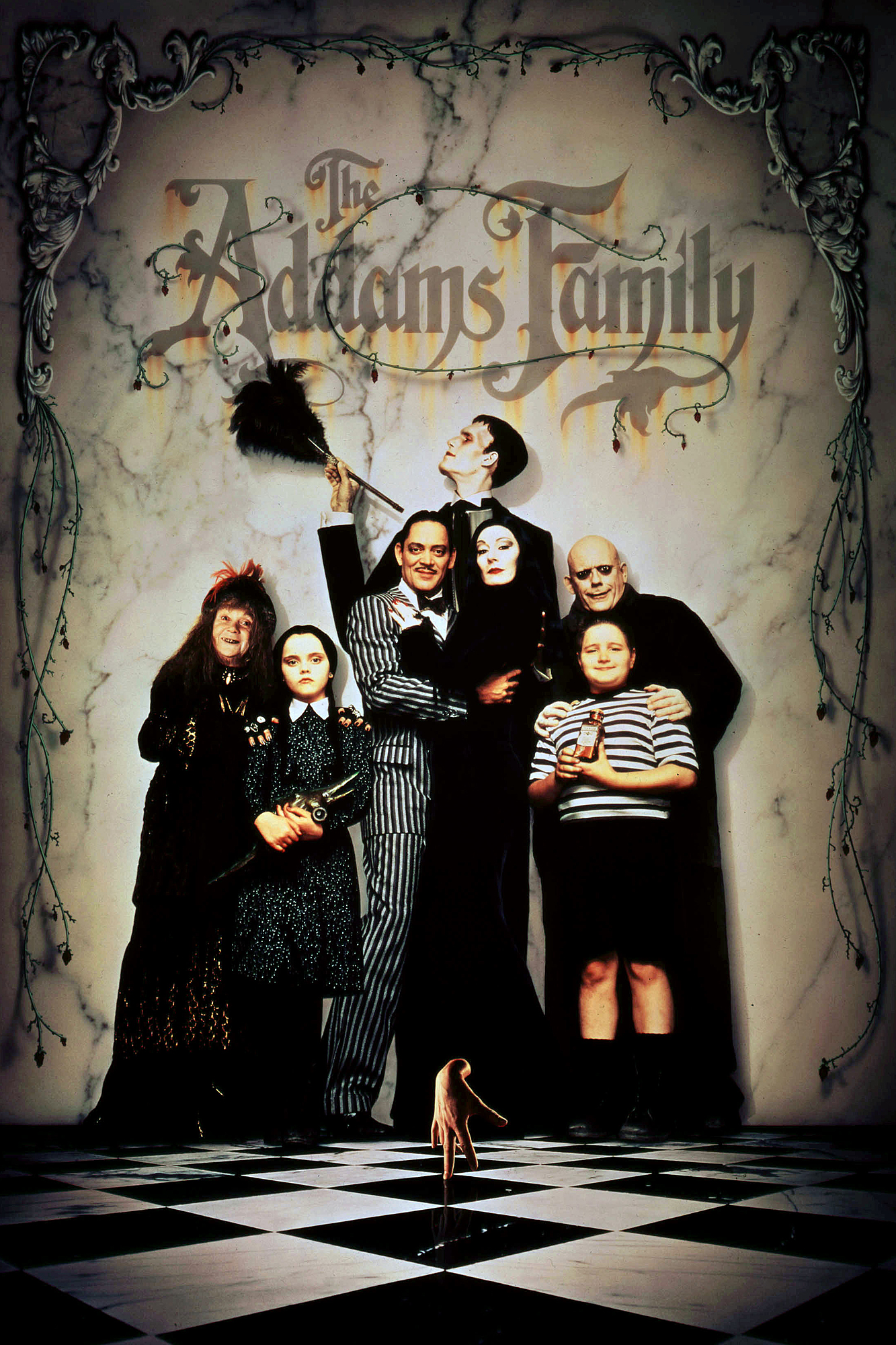 The Addams Family - 1991