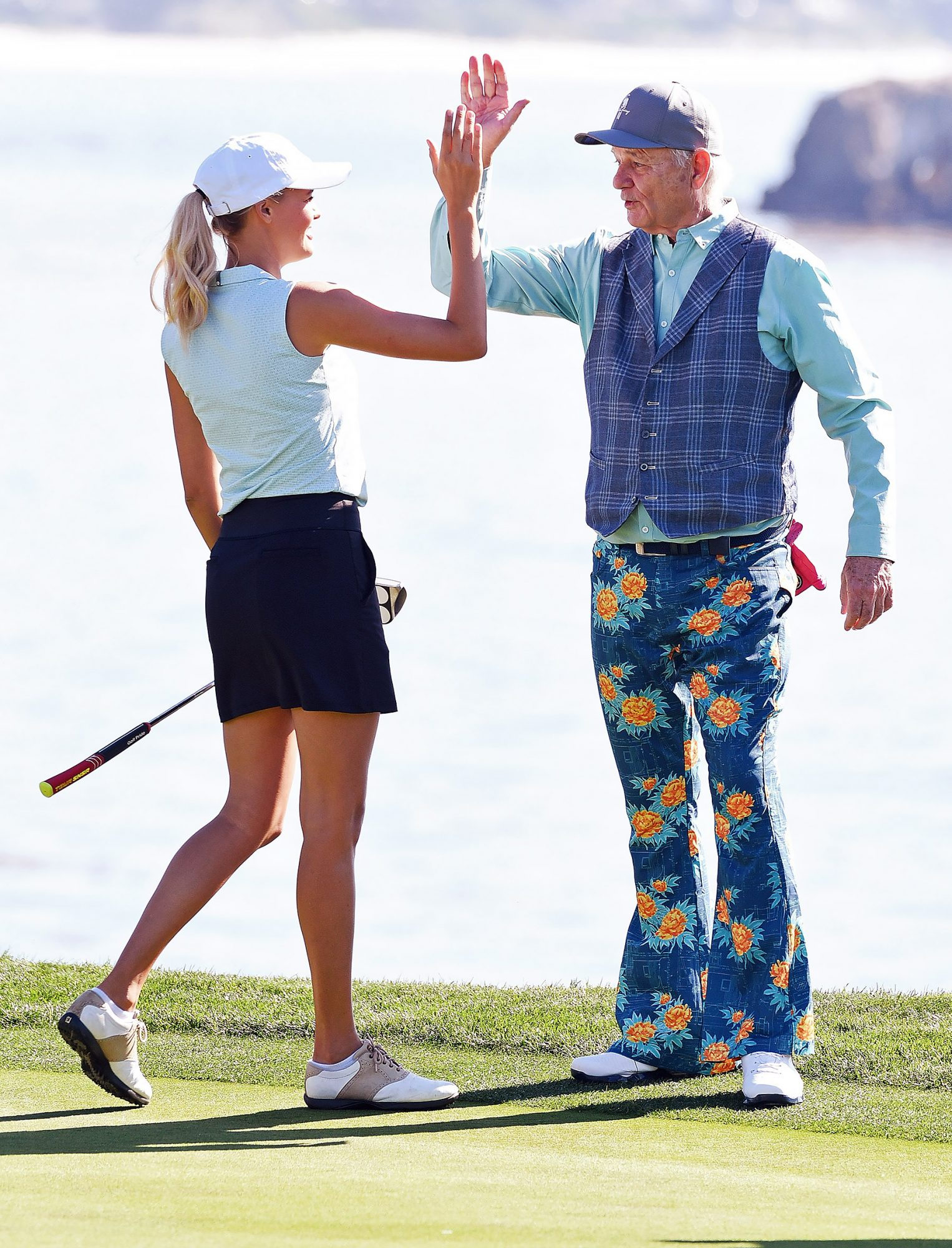 3M Celebrity Challenge At The PGA Pebble Beach AT&T Pro AM