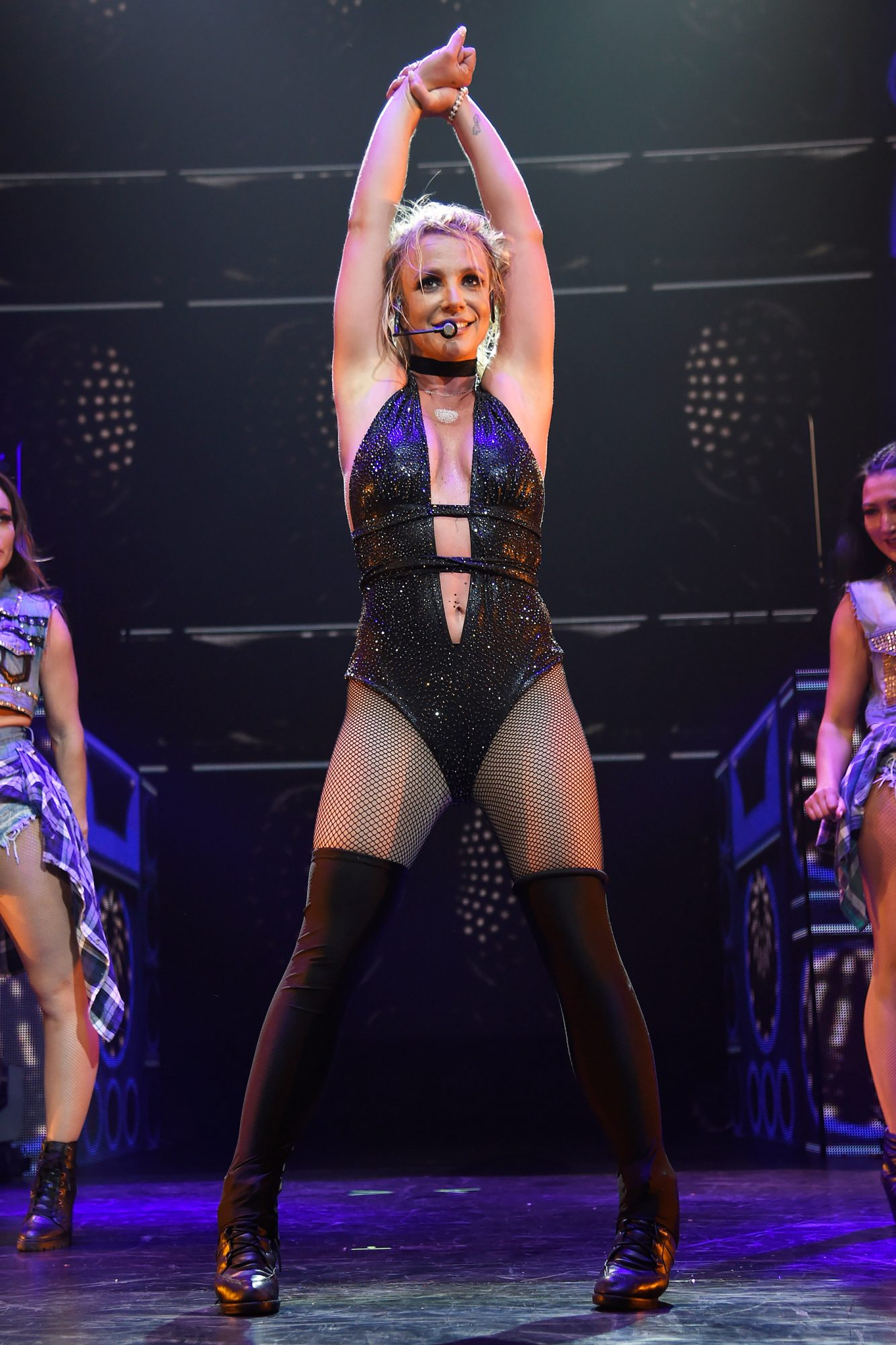 "Britney Spears ""Piece of Me"" Summer Tour Opener - National Harbor"