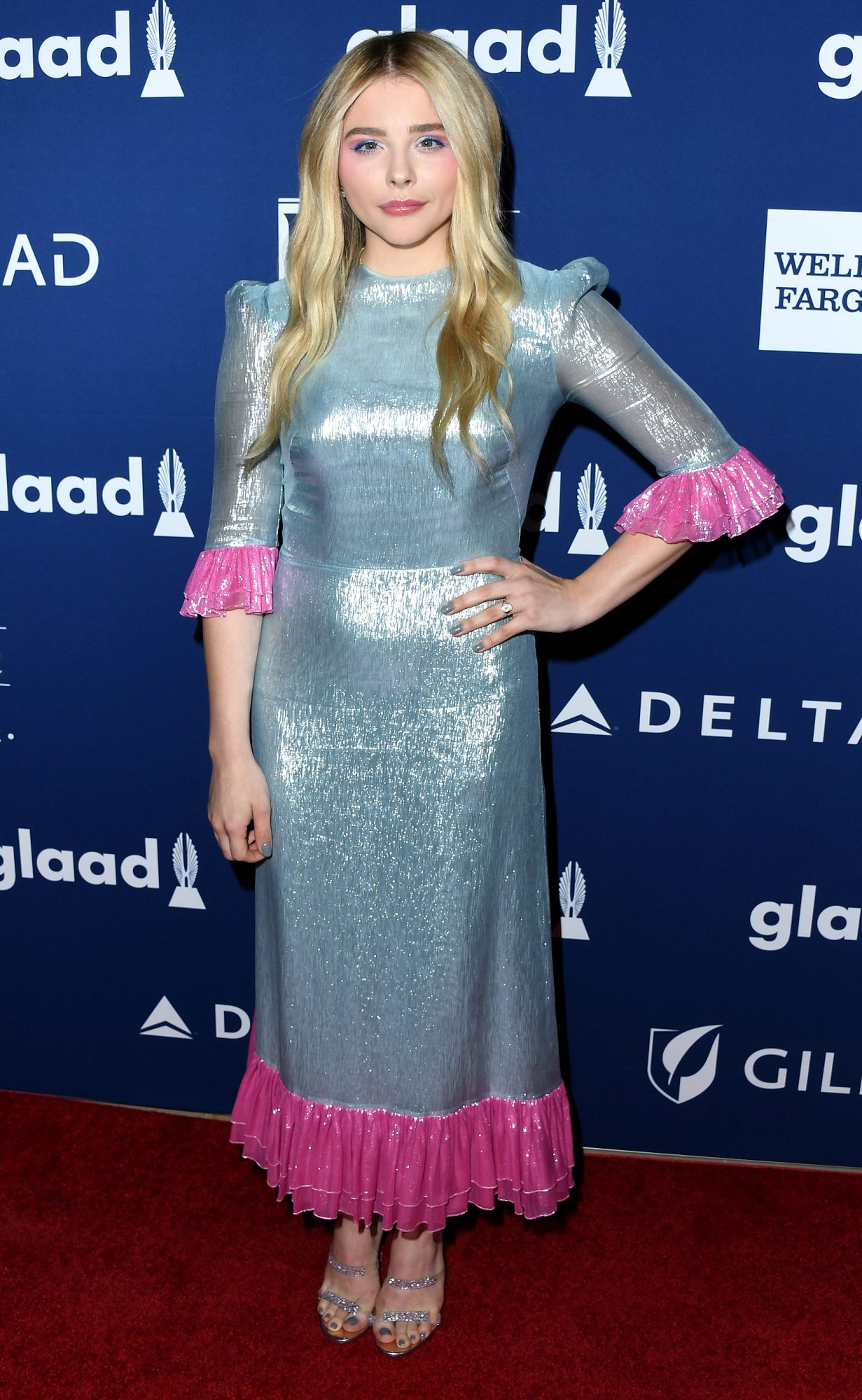 29th Annual GLAAD Media Awards - Arrivals