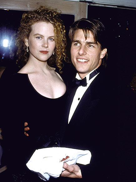 NICOLE KIDMAN ON TOM CRUISE