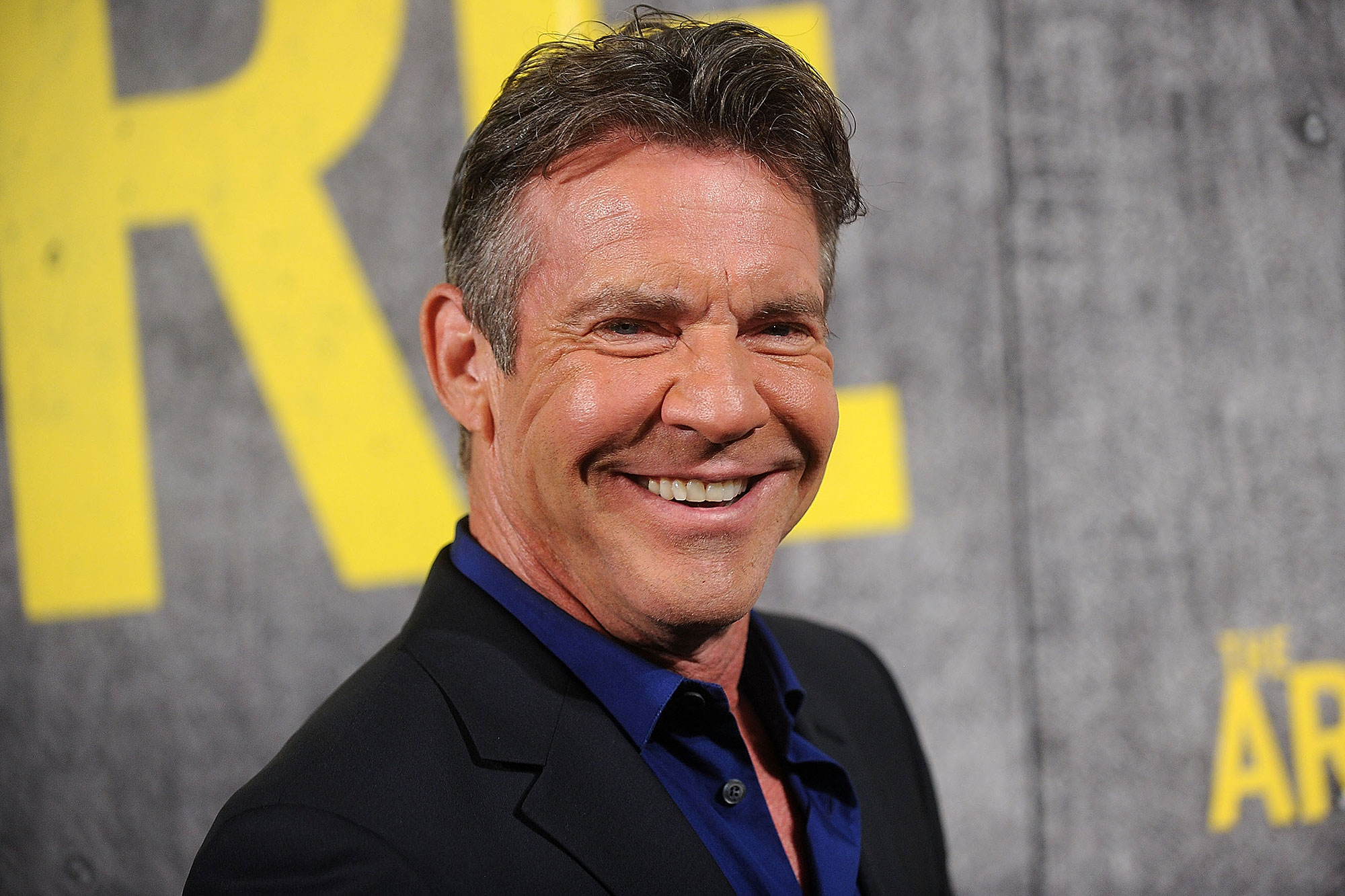DENNIS QUAID ON ENDING HIS 'LOVE AFFAIR' WITH COCAINE