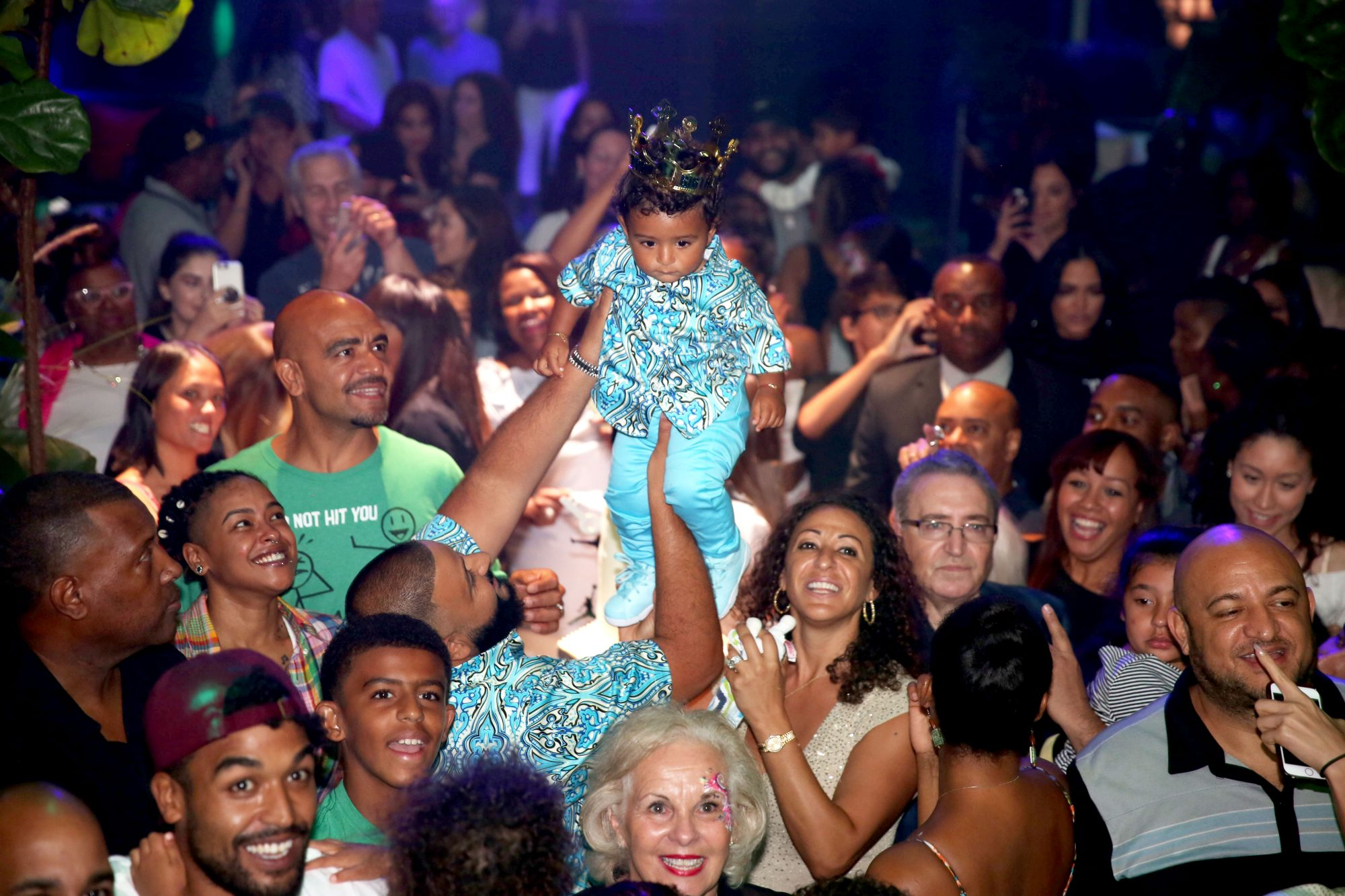 ASAHD TUCK'S BIG LION KING-THEMED NIGHT OUT