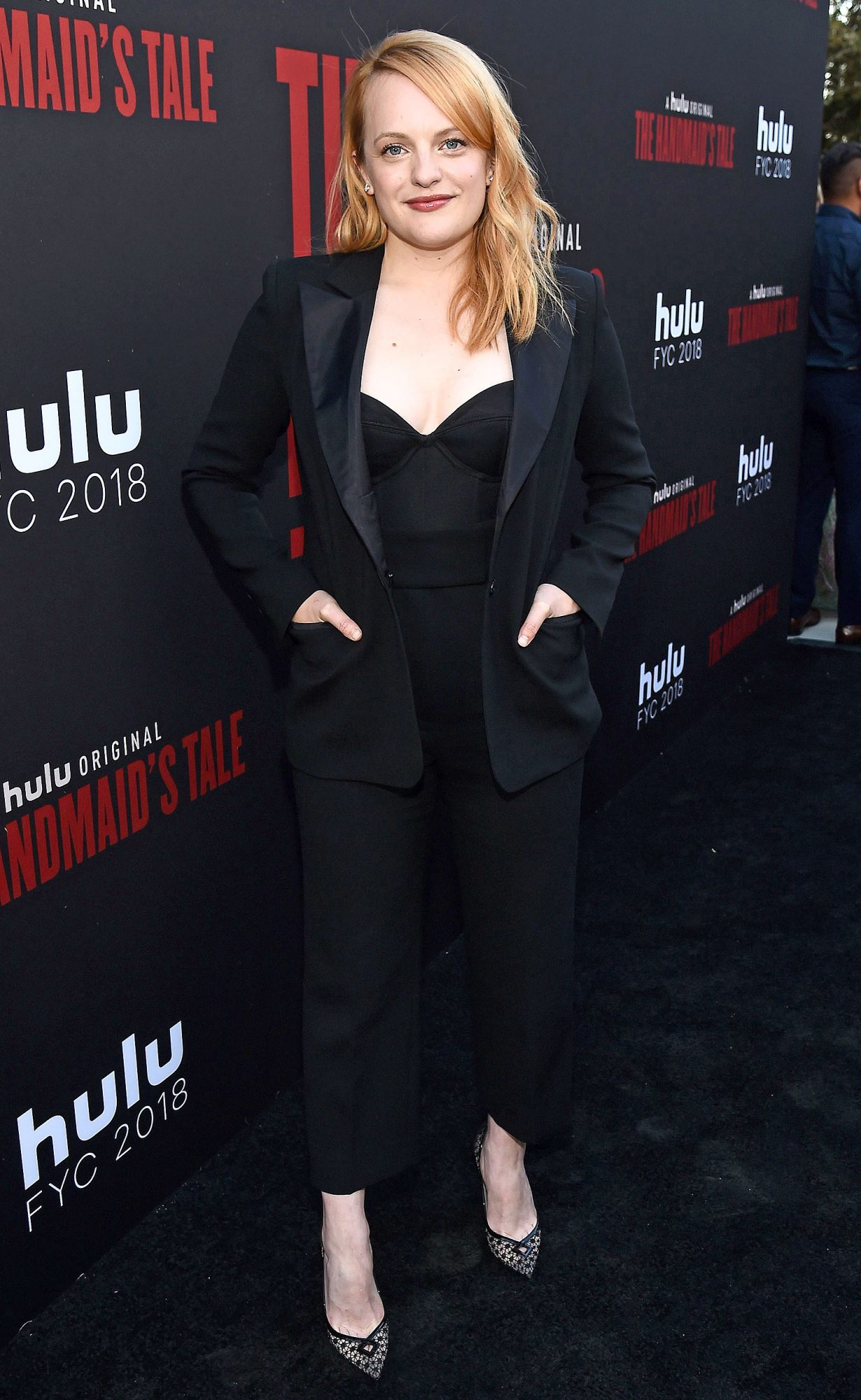 'The Handmaid's Tale' TV show finale, Arrivals, Los Angeles, USA - 09 Jul 2018