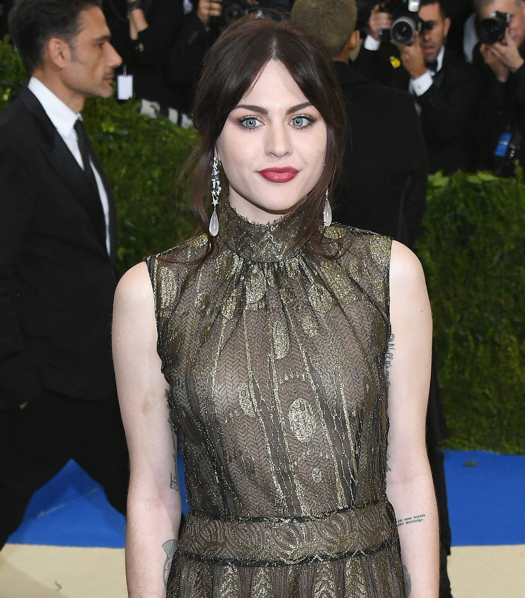 FRANCES BEAN COBAIN ON GETTING SOBER