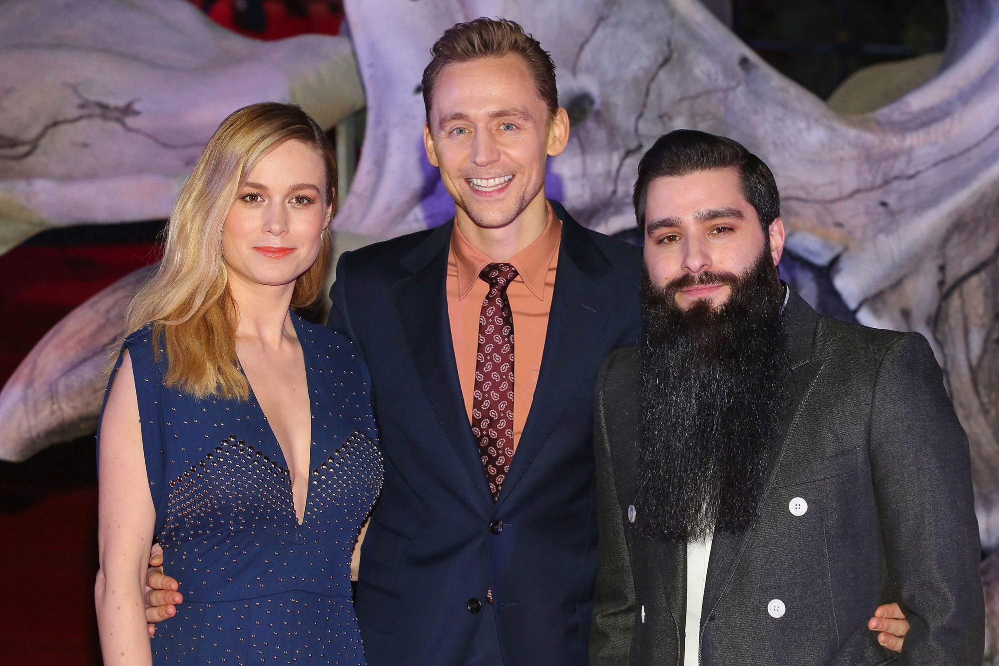 """""""Kong: Skull Island"""" Mexico City Premiere - Red Carpet"""