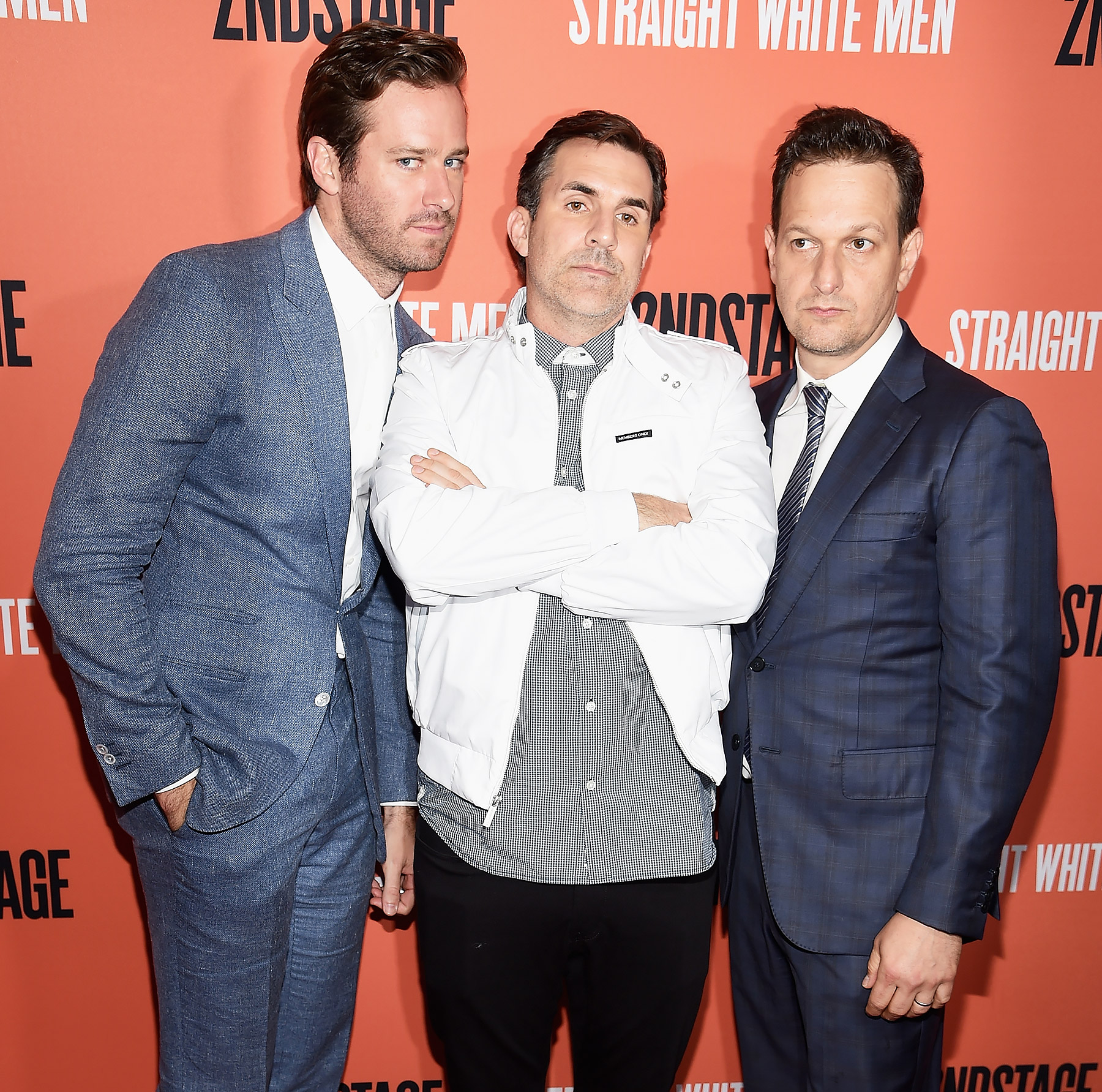 """""""Straight White Men"""" Broadway Opening Night After Party"""