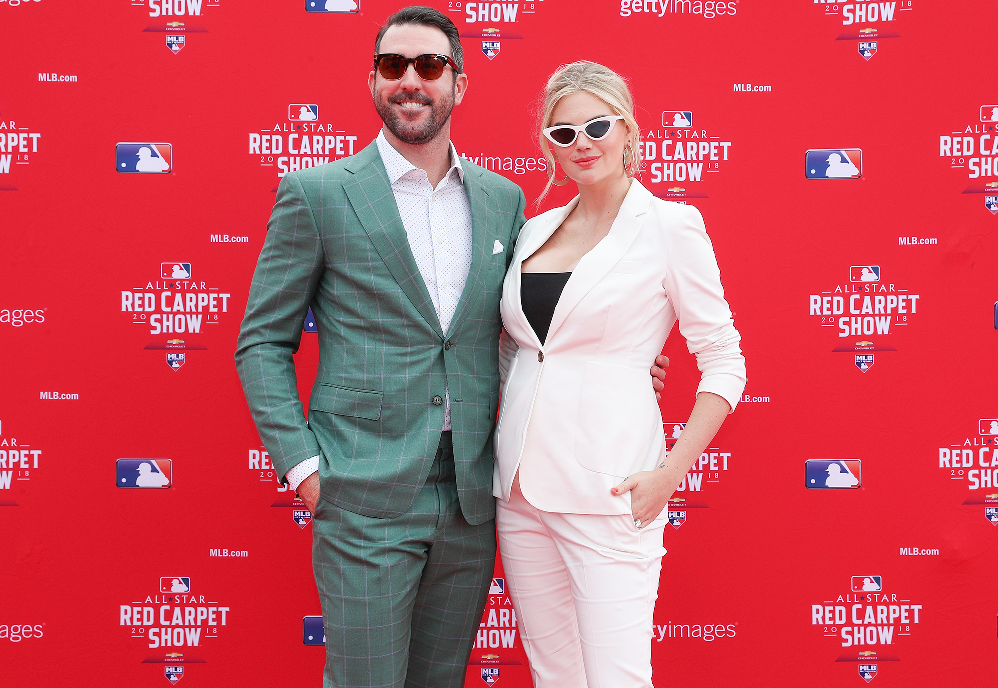 89th MLB All-Star Game, presented by MasterCard - Red Carpet