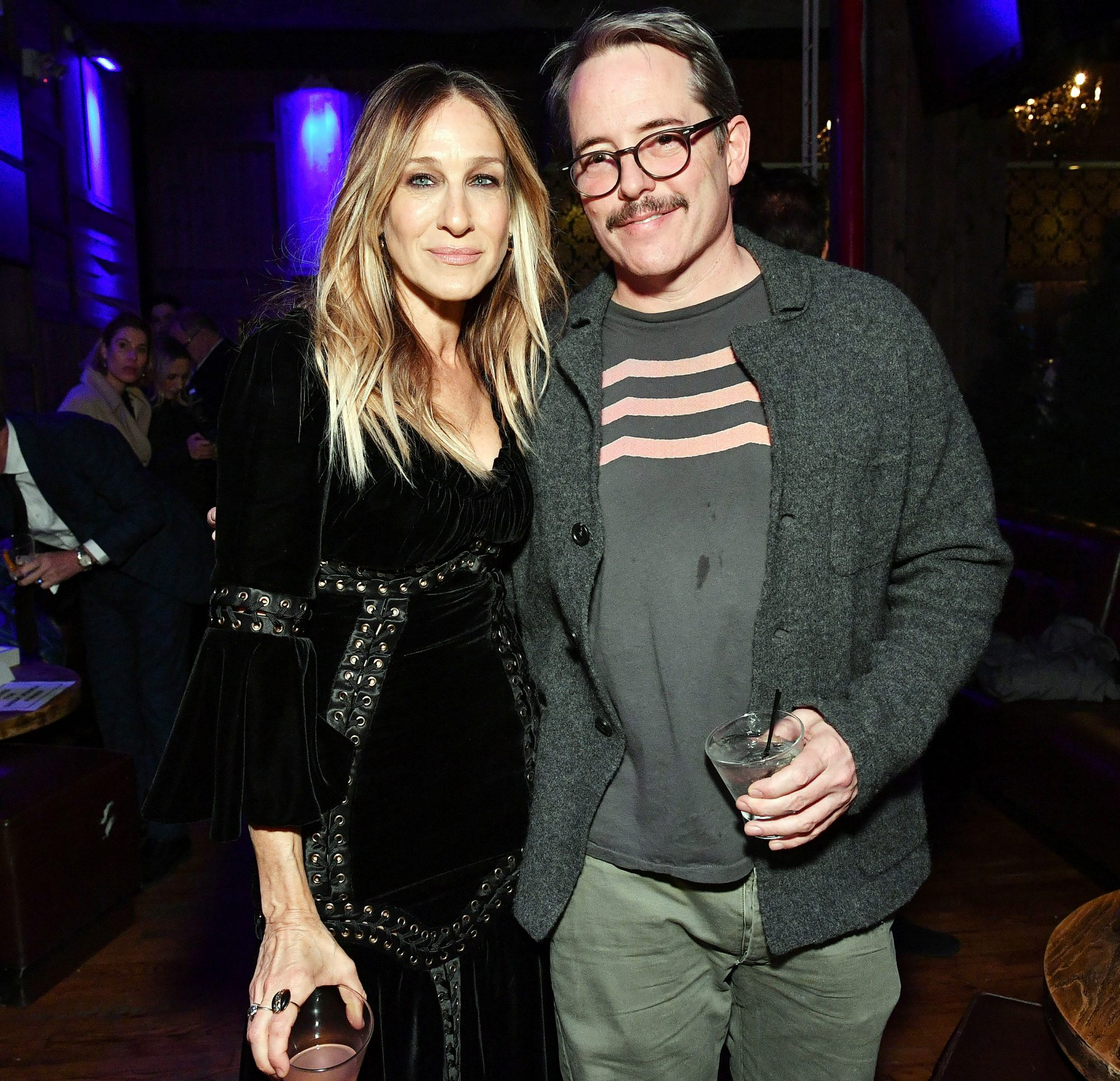 2018 Tribeca Film Festival After-Party For Blue Night Hosted By Nespresso At The Ainsworth