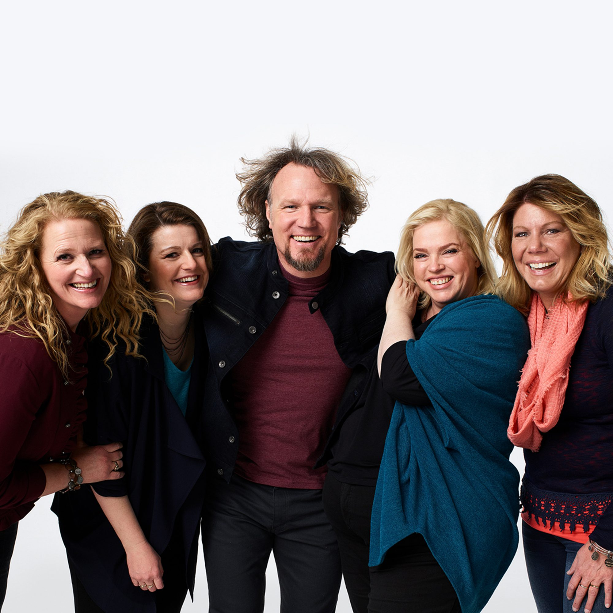 Sister Wives' Kody Brown and His Four Wives Are MovingCredit: TLC