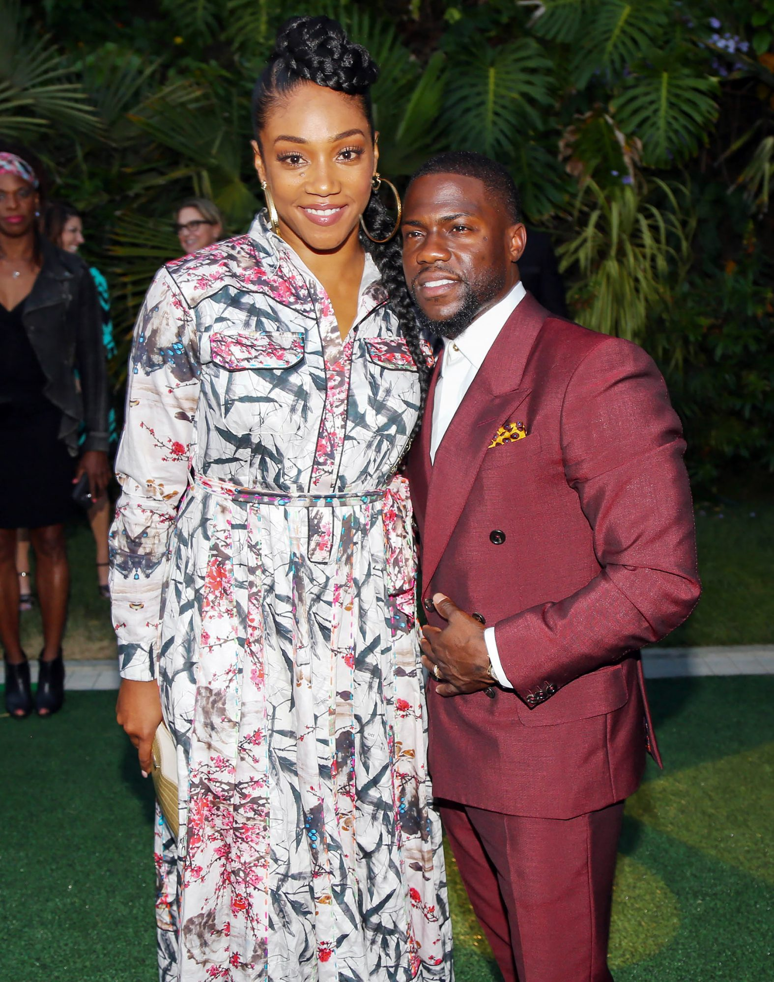 Launch of Kevin Hart's Laugh Out Loud Network Arrivals