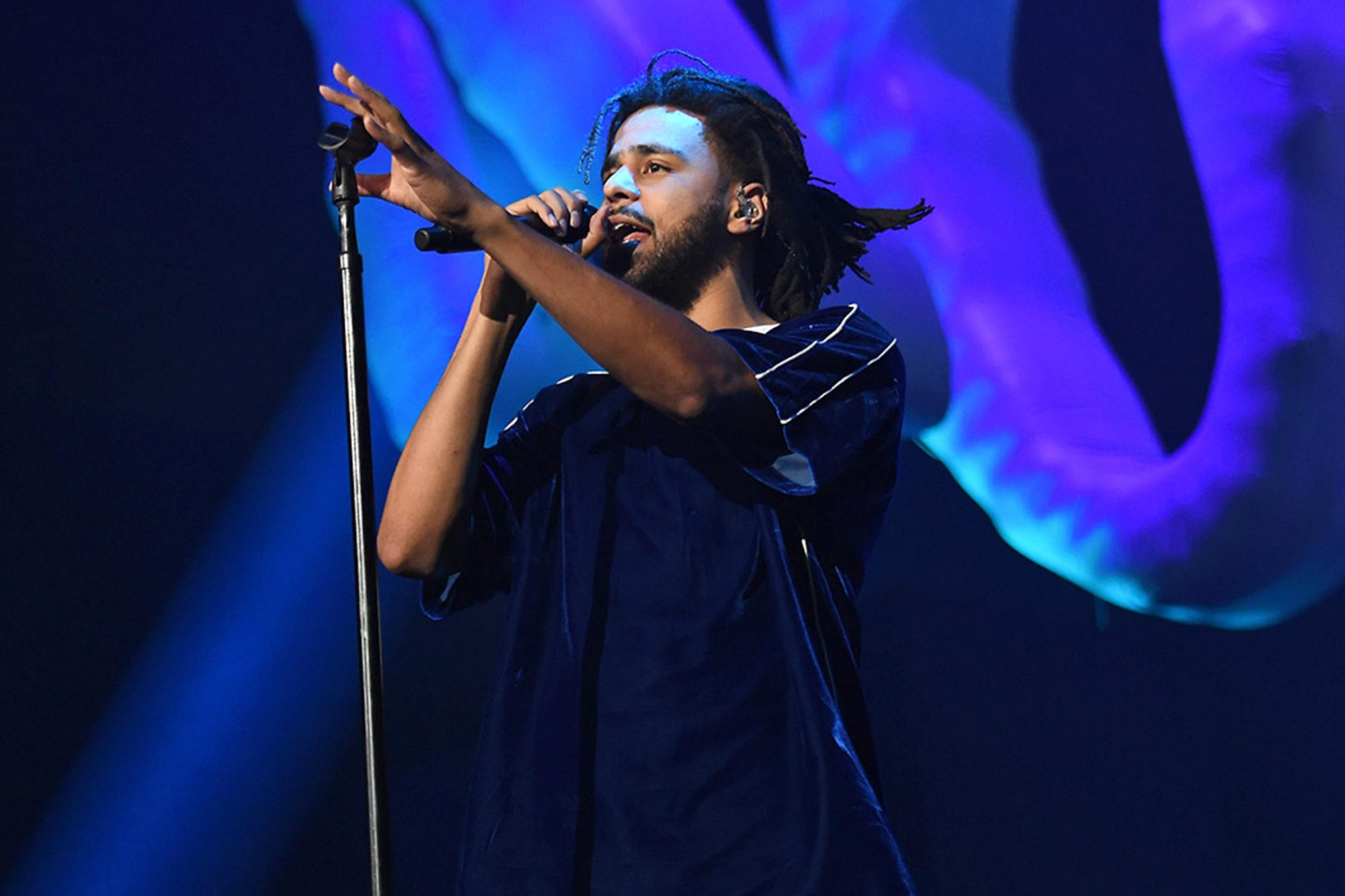 J. Cole featuring Young Thug, Jaden Smith and Earthgang