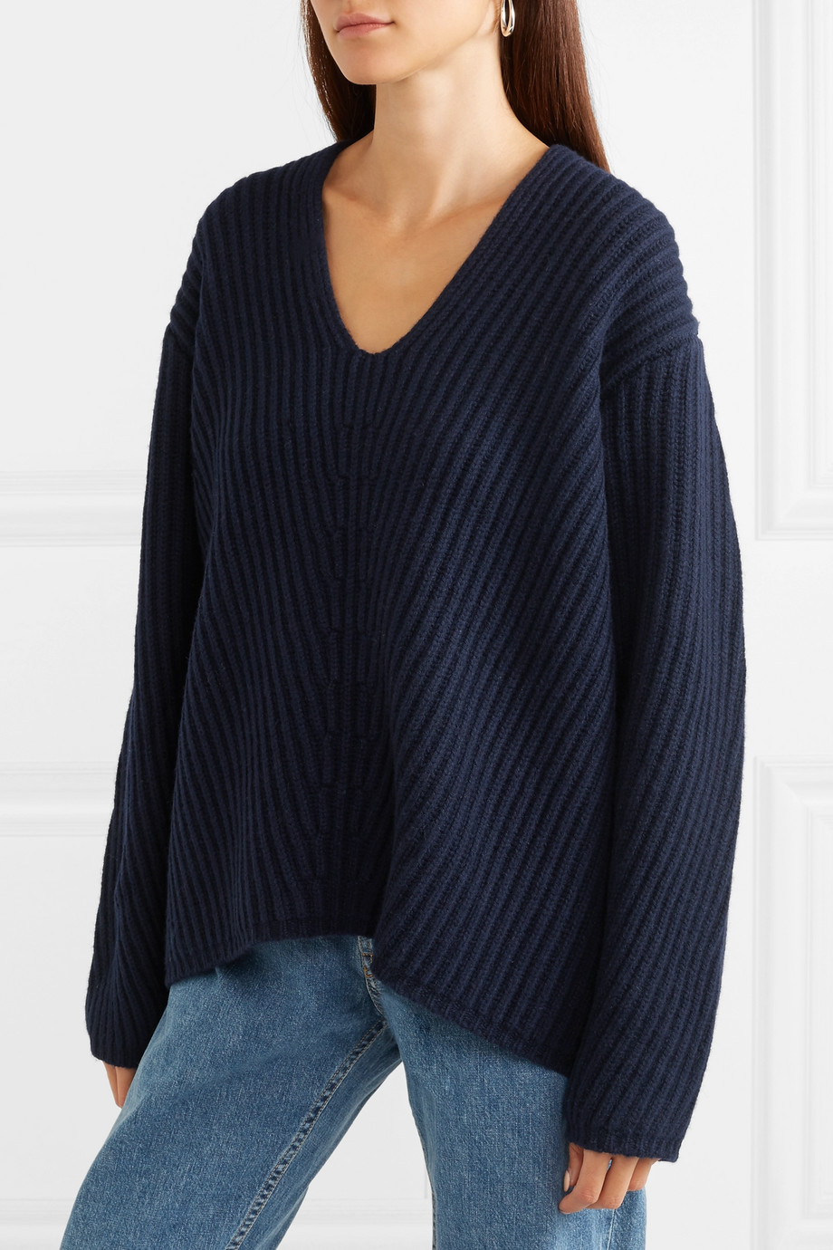 COZY PULLOVER KNIT