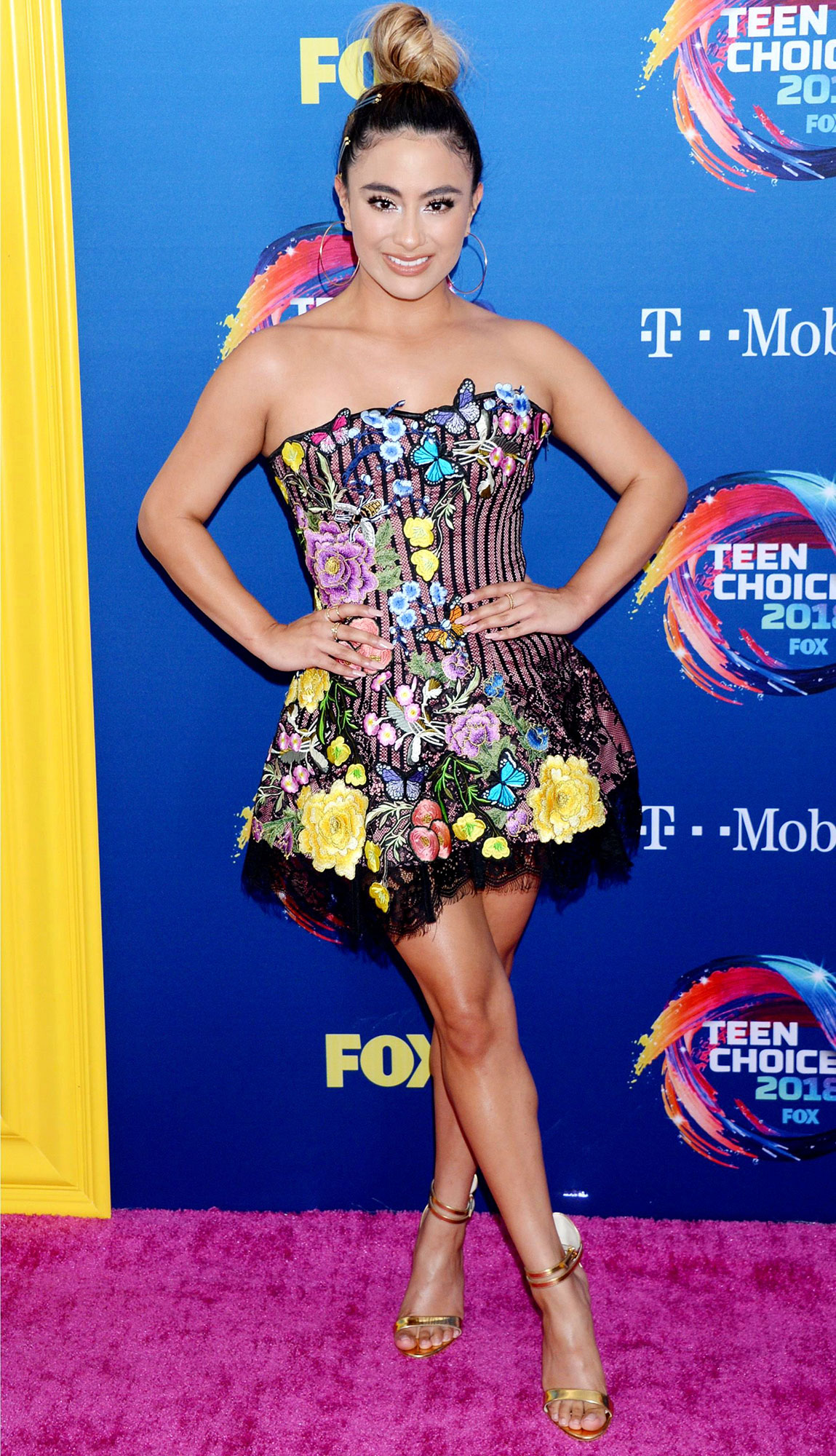 Teen Choice Awards, Arrivals, Los Angeles, USA - 12 Aug 2018