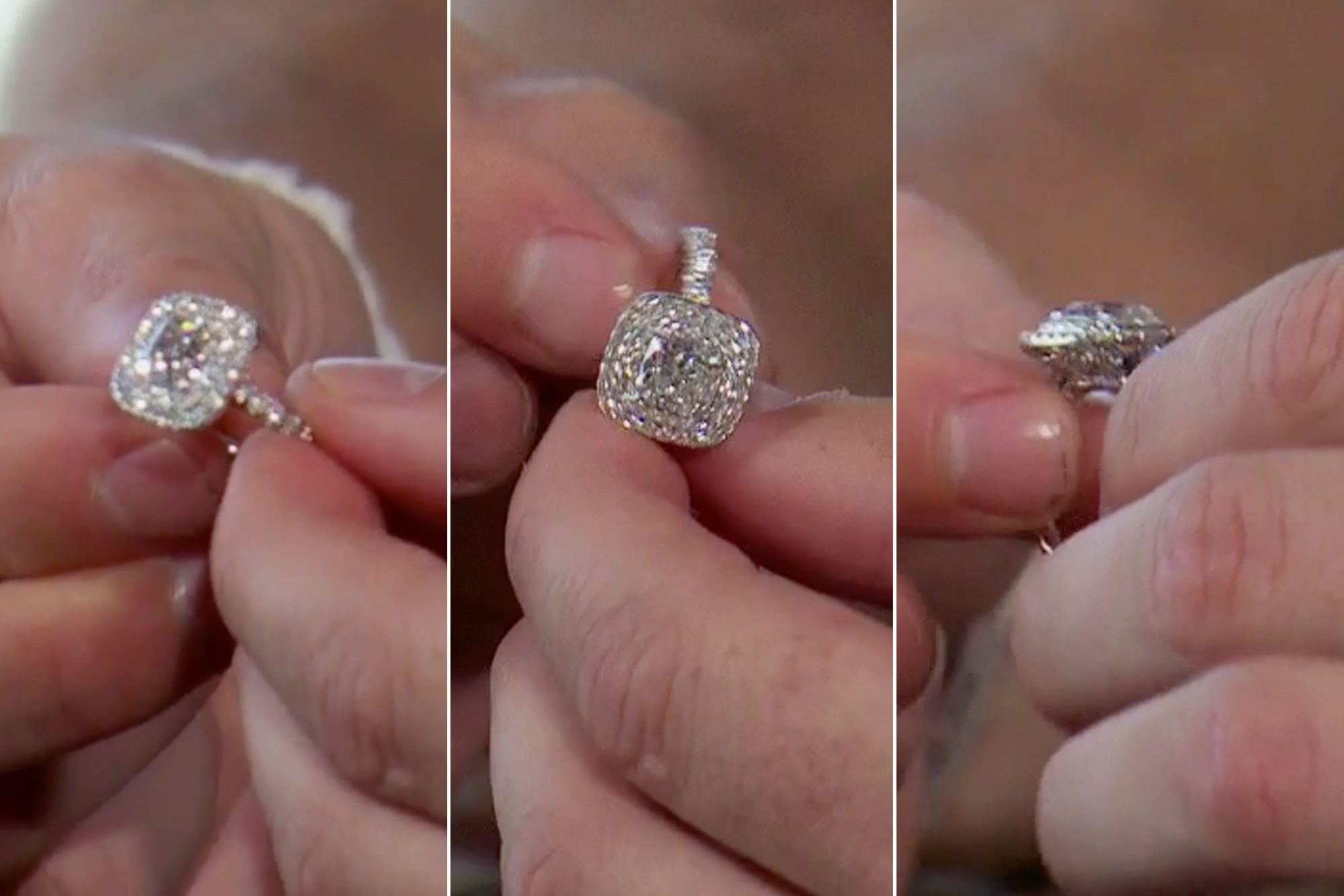 BLAKE ring BacheloretteCredit: ABC