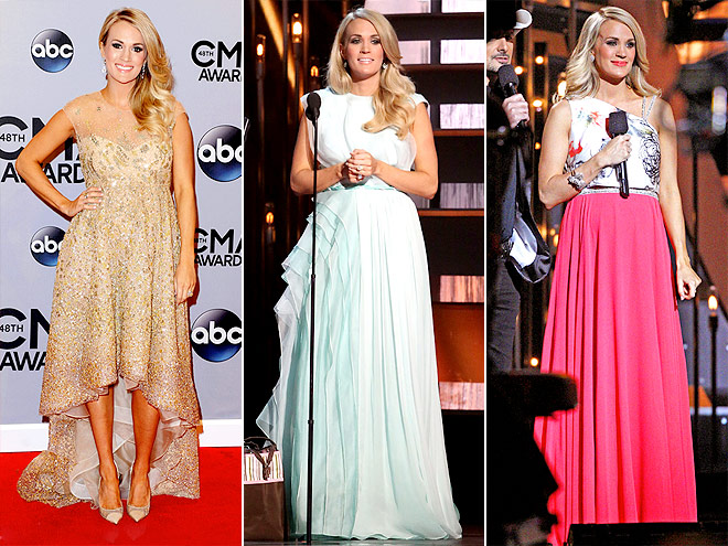 AN AWARDS SHOW WARDROBE ON FAST-FORWARD