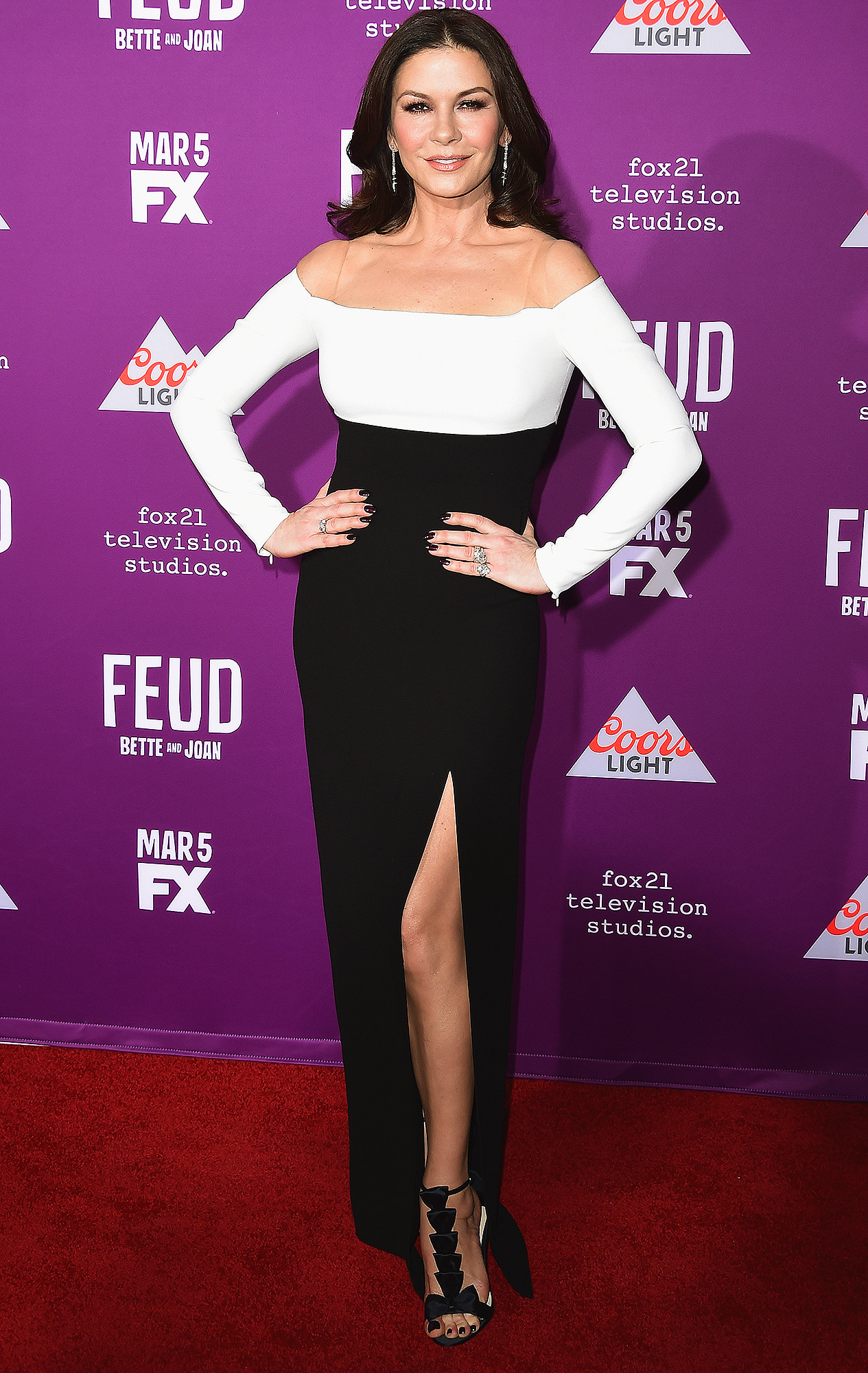 """Arrivals at Hollywood: FX's """"Feud: Bette and Joan"""" premiere"""