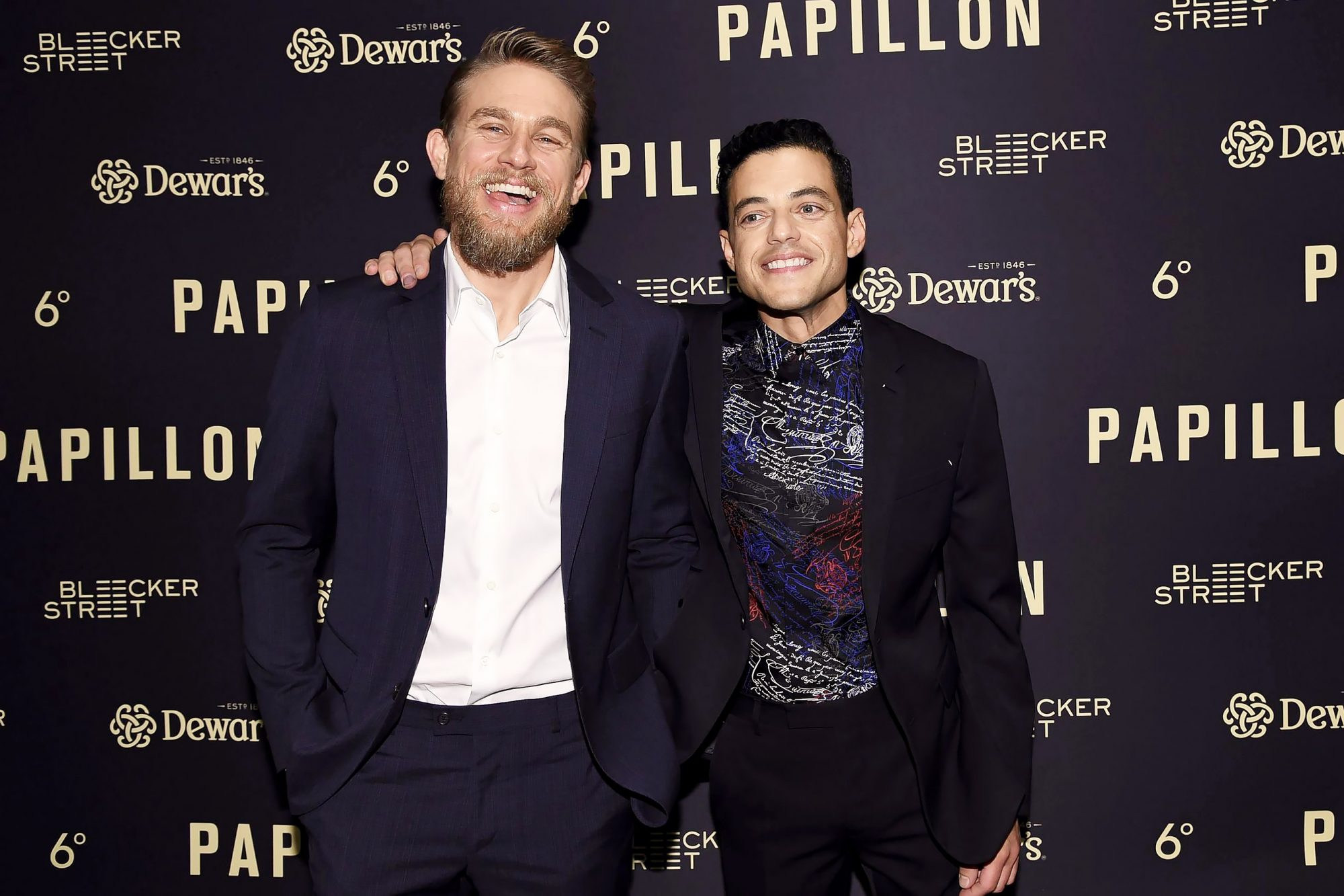 """LA Special Screening of """"Papillon"""", West Hollywood, USA - 19 Aug 2018"""