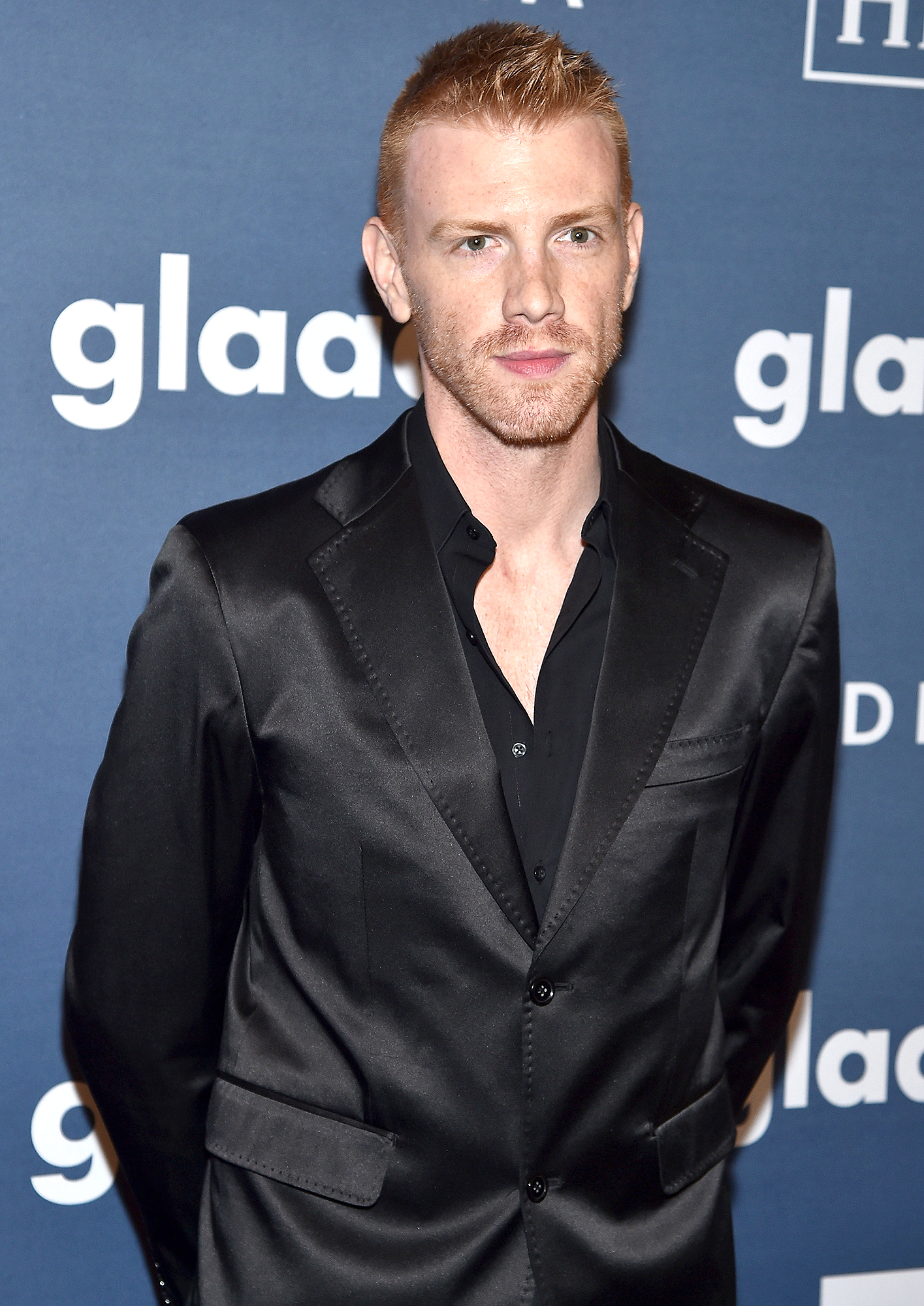 27th Annual GLAAD Media Awards In New York - Red Carpet