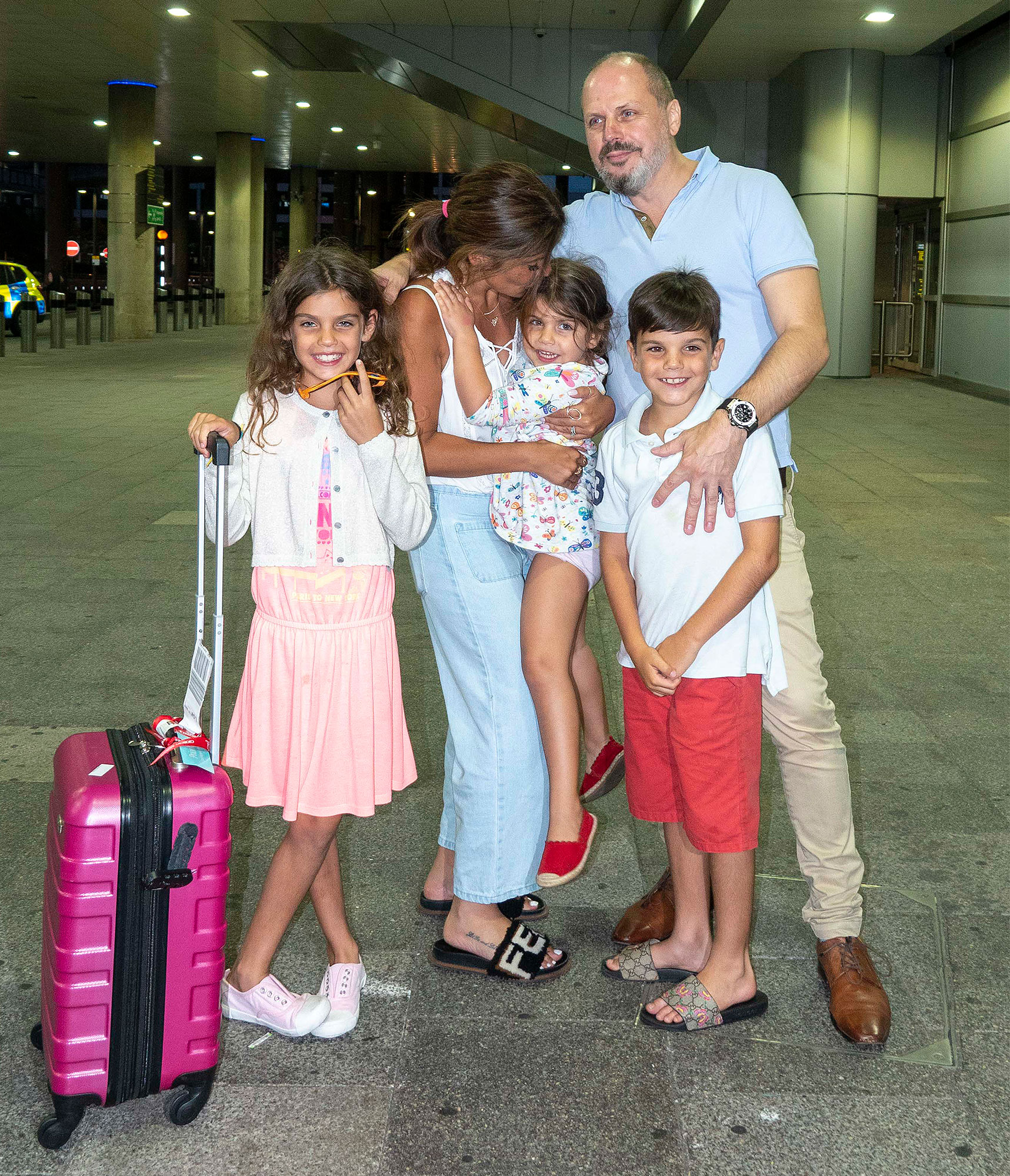 EXCLUSIVE: Brit mum returns home after being jailed in Dubai