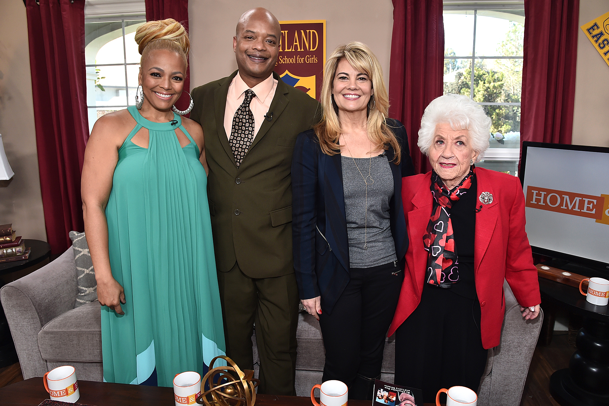 """Hallmark's Home And Family """"Facts Of Life Reunion"""""""