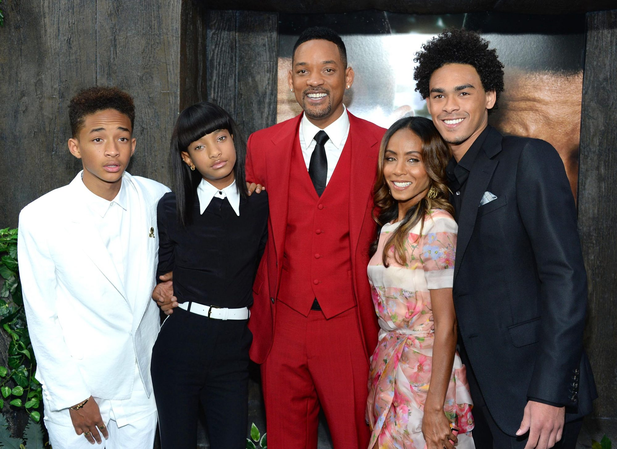 """""""After Earth"""" New York Premiere - Inside Arrivals"""