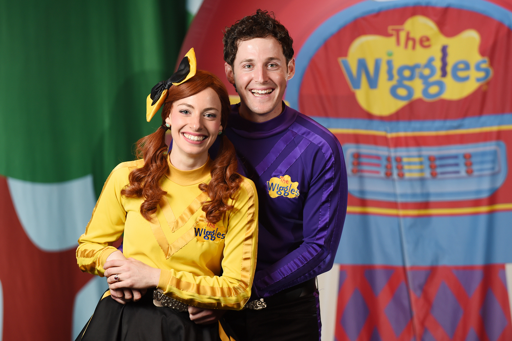 The Wiggles' Lachlan Gillespie & Emma Watkins Announce Engagement