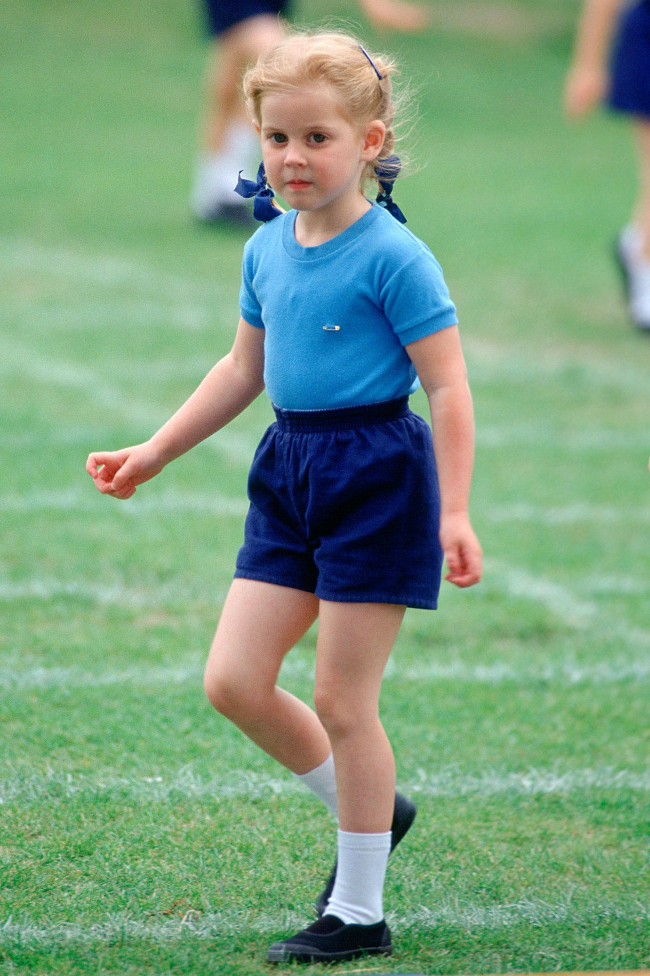 Beatrice At School Sports Day