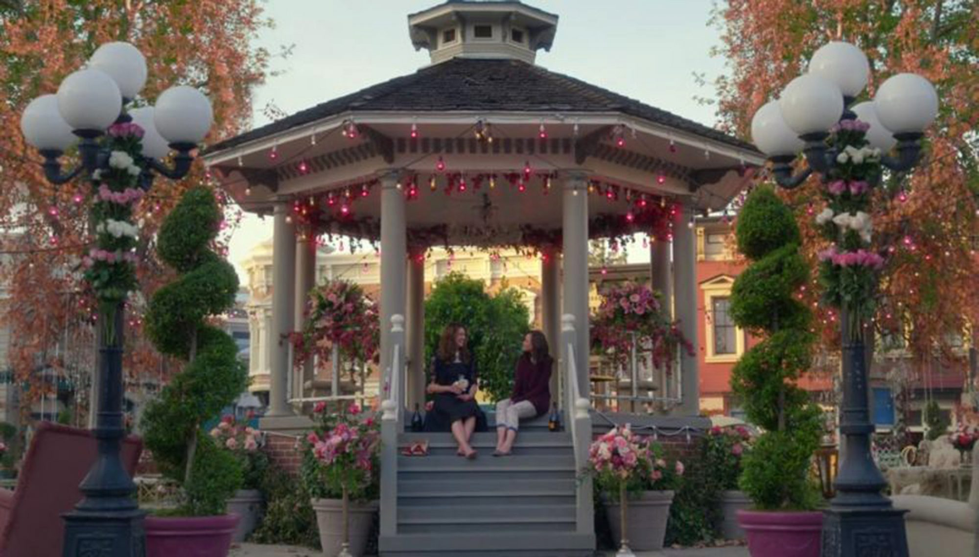 Gilmore GirlsCredit: Netflix