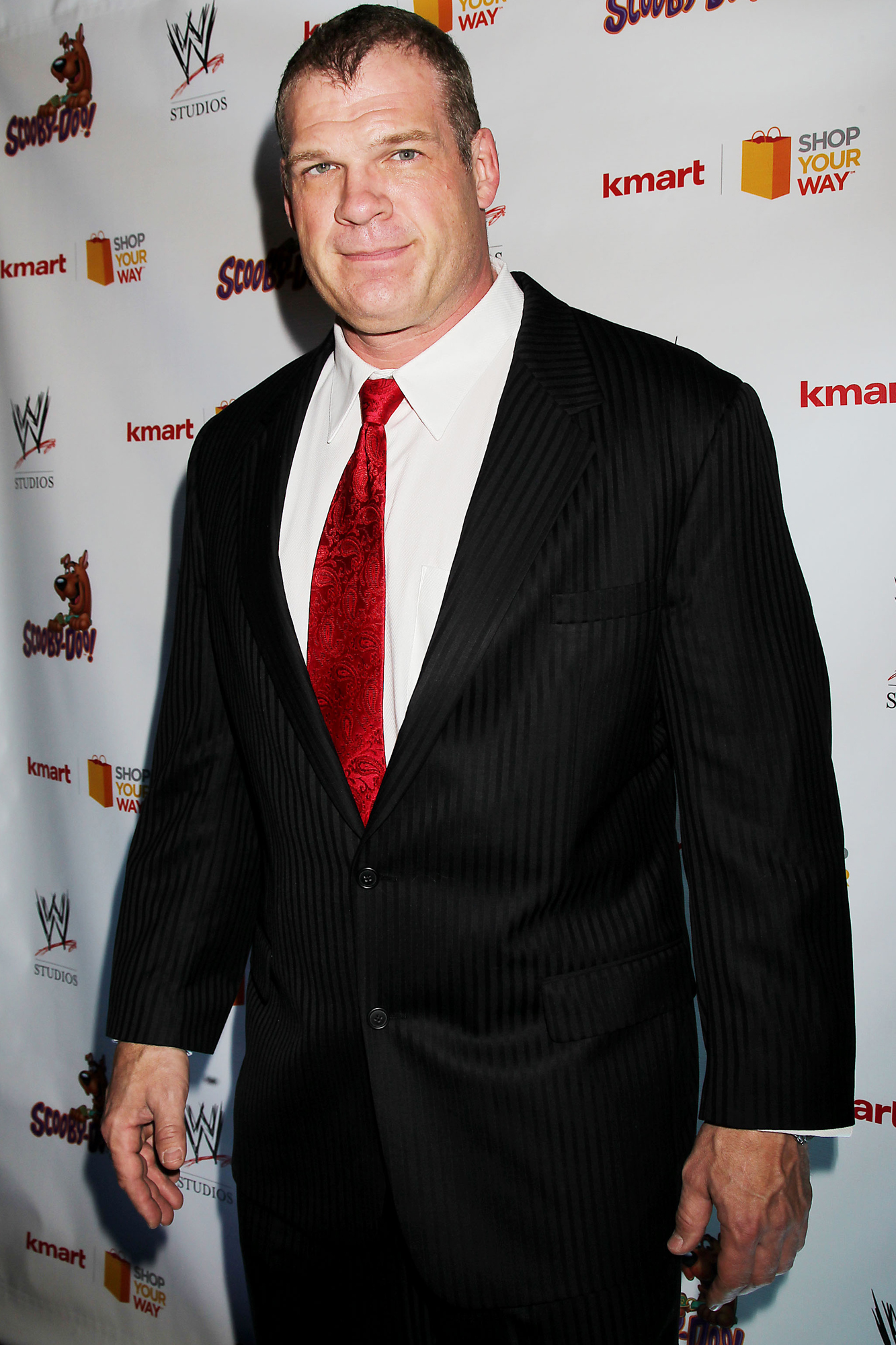 'Scooby Doo Wrestlemaina Mystery' VIP Screening, New York, America - 22 Mar 2014