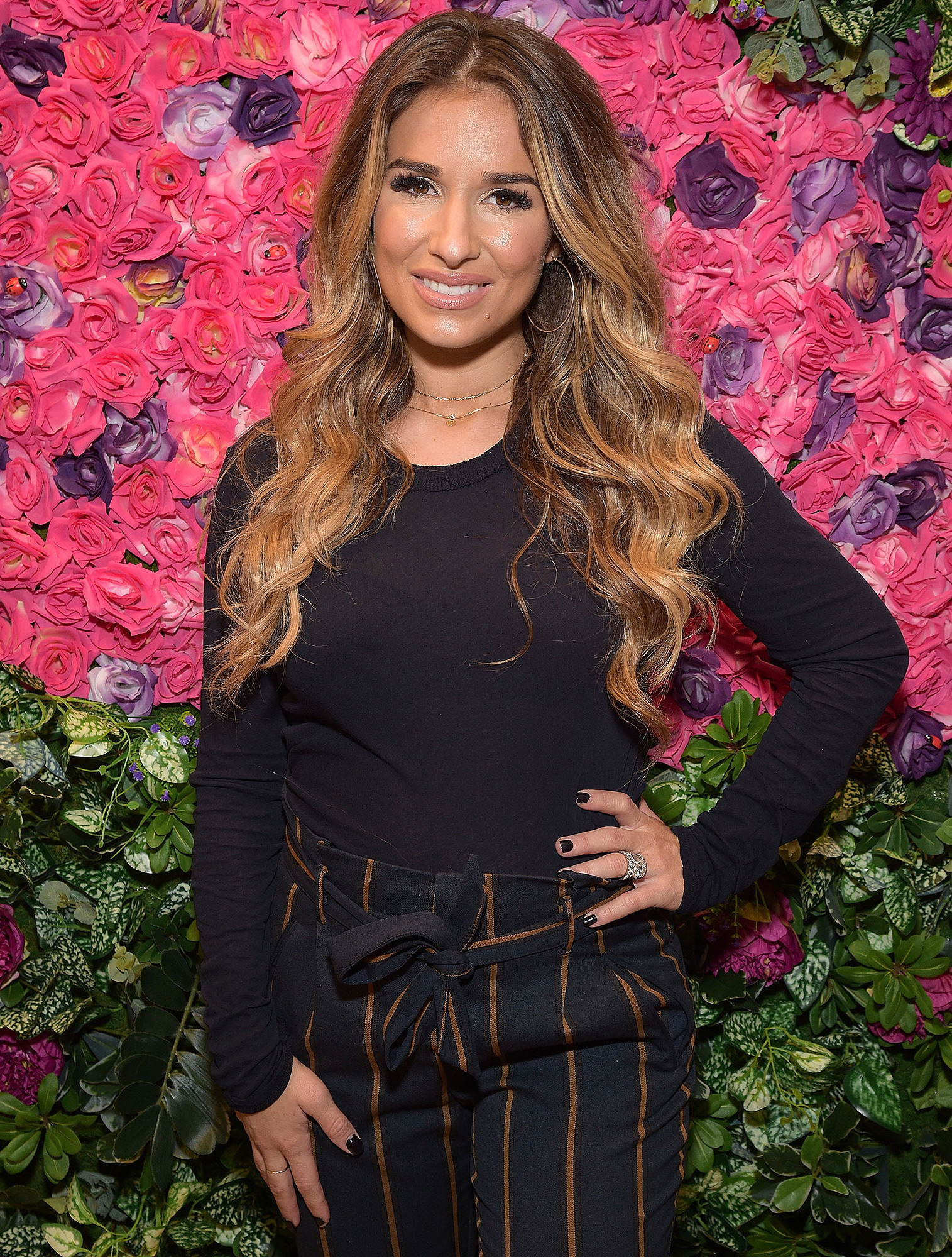 "Jessie James Decker Signs Copies Of Her New Album ""Southern Girl City Lights"""
