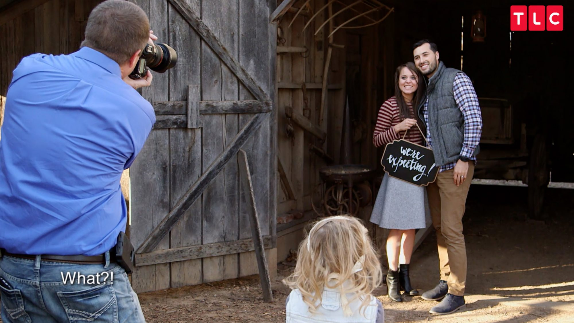 Jinger Duggar Surprise Pregnancy Announcment
