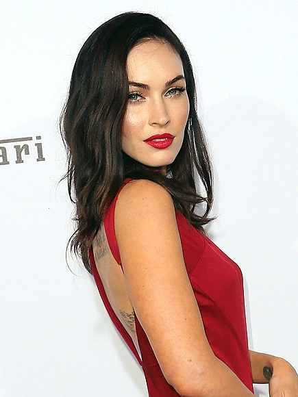 MEGAN FOX: ON SOCIETAL PRESSURES