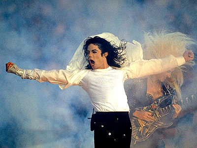 KING OF POP: A SUPER BOWL
