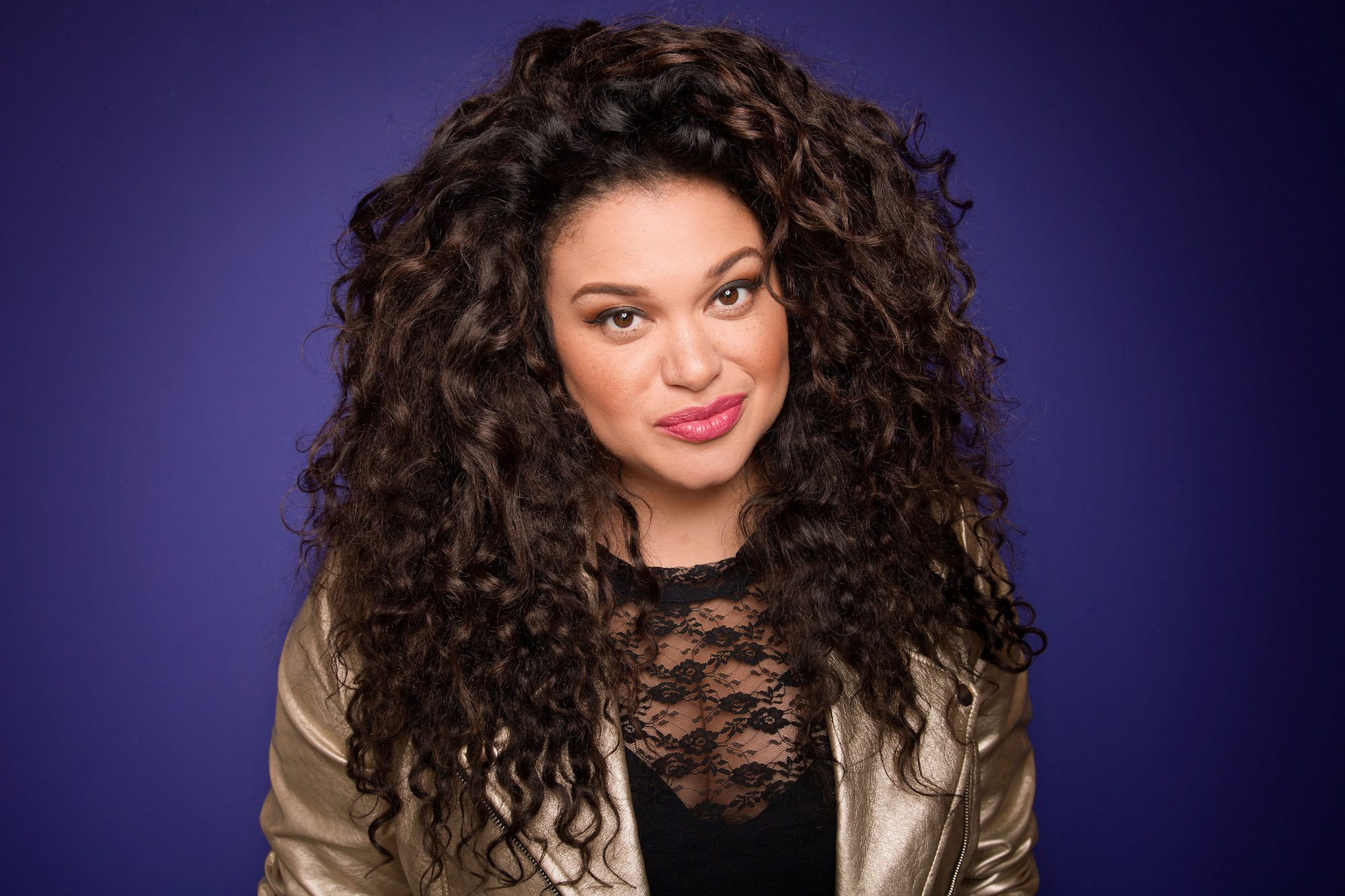 First Wives ClubMichelle Buteau - photo by Mindy Tucker