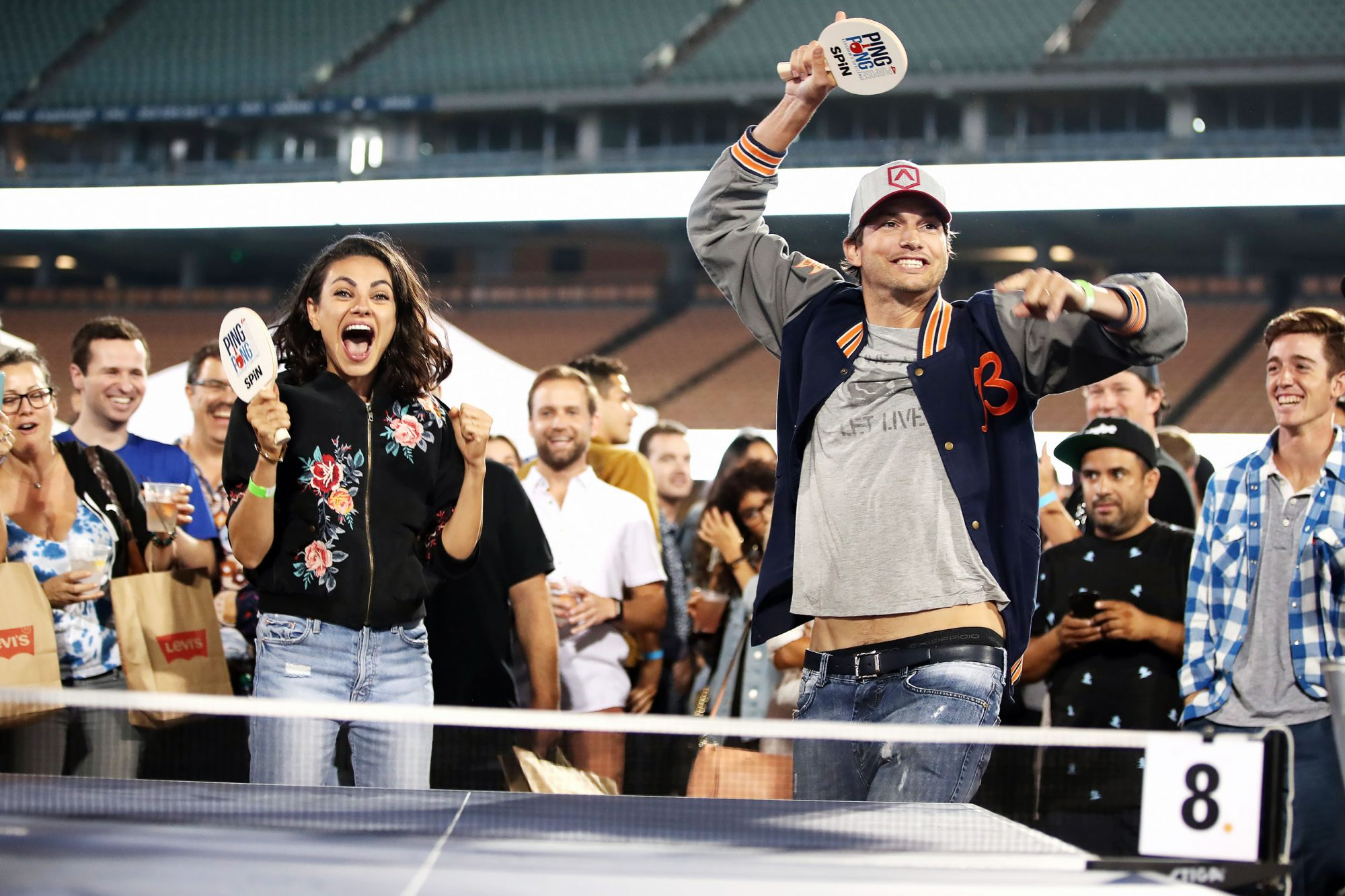 Clayton Kershaw's 6th Annual Ping Pong 4 Purpose