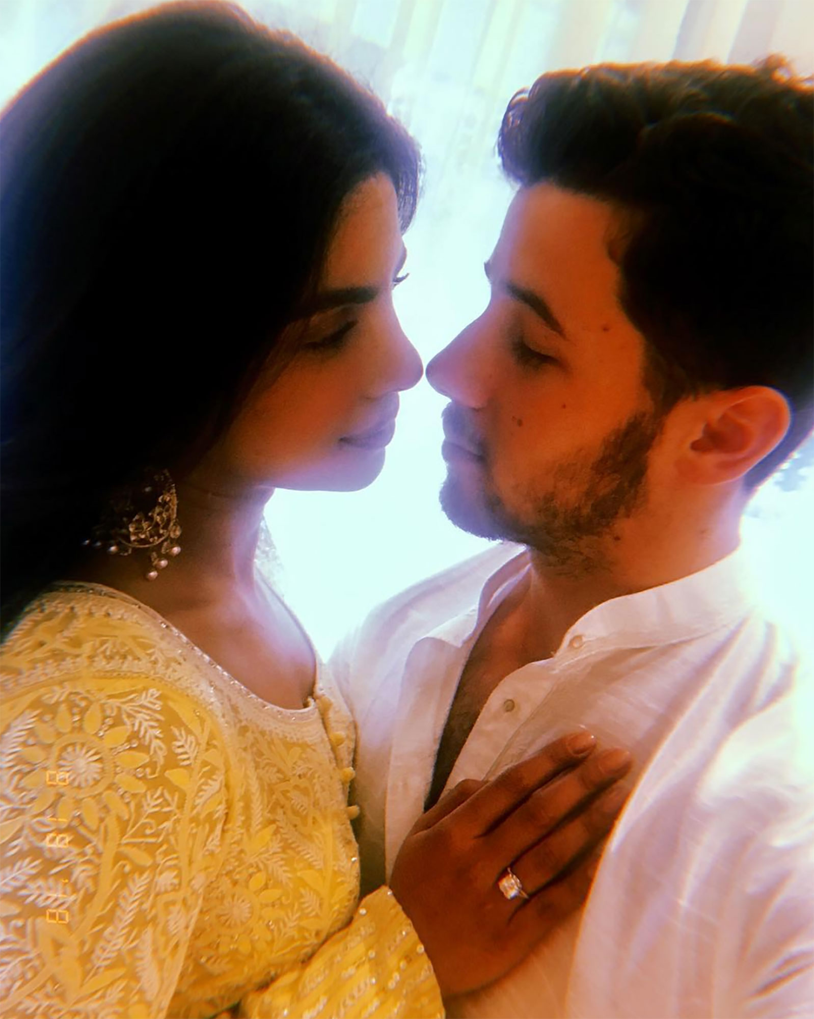 Priyanka Chopra And Nick Jonas Wedding Jewelry And Wedding Rings