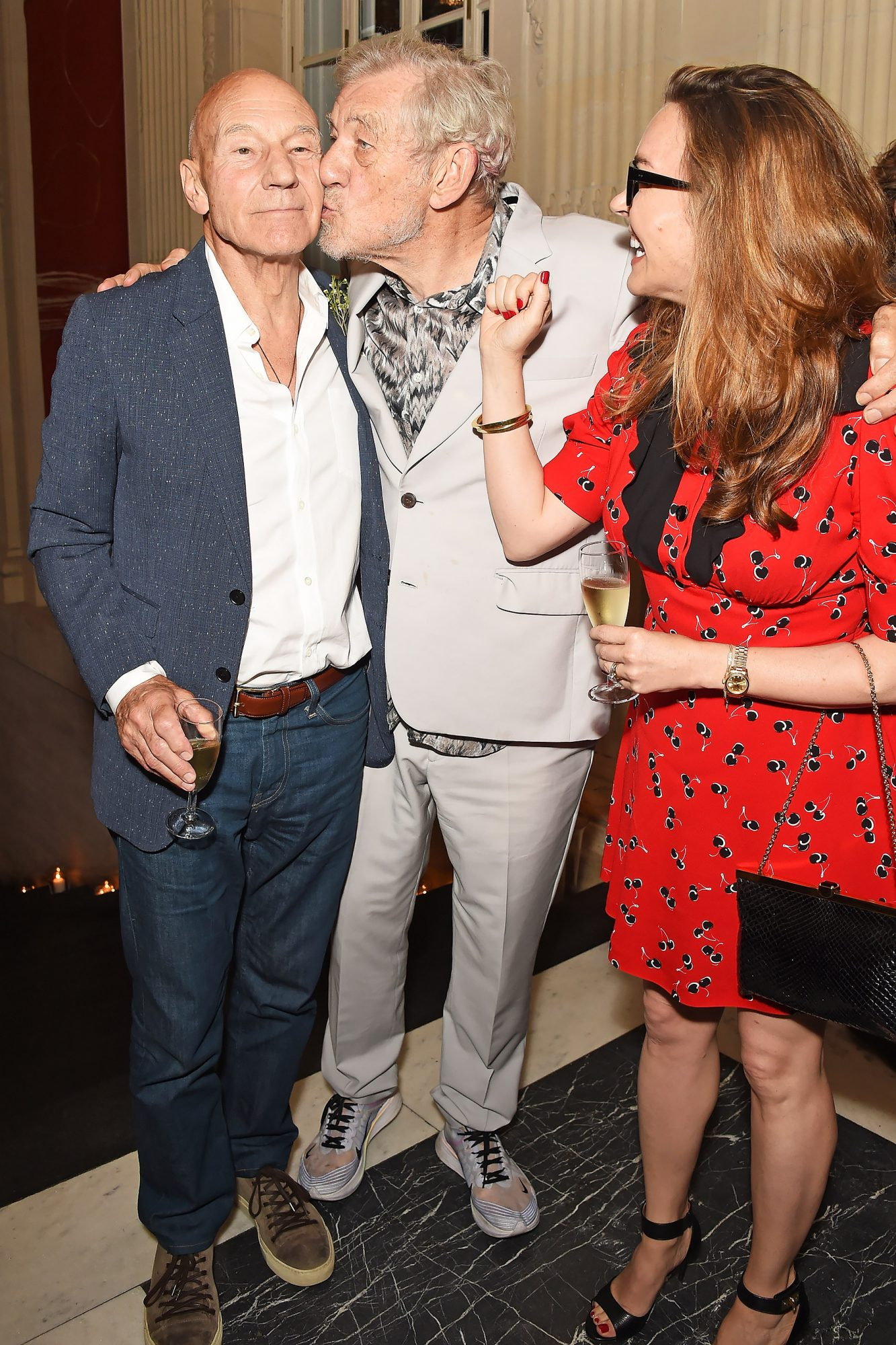 """King Lear"" - Press Night - After Party"