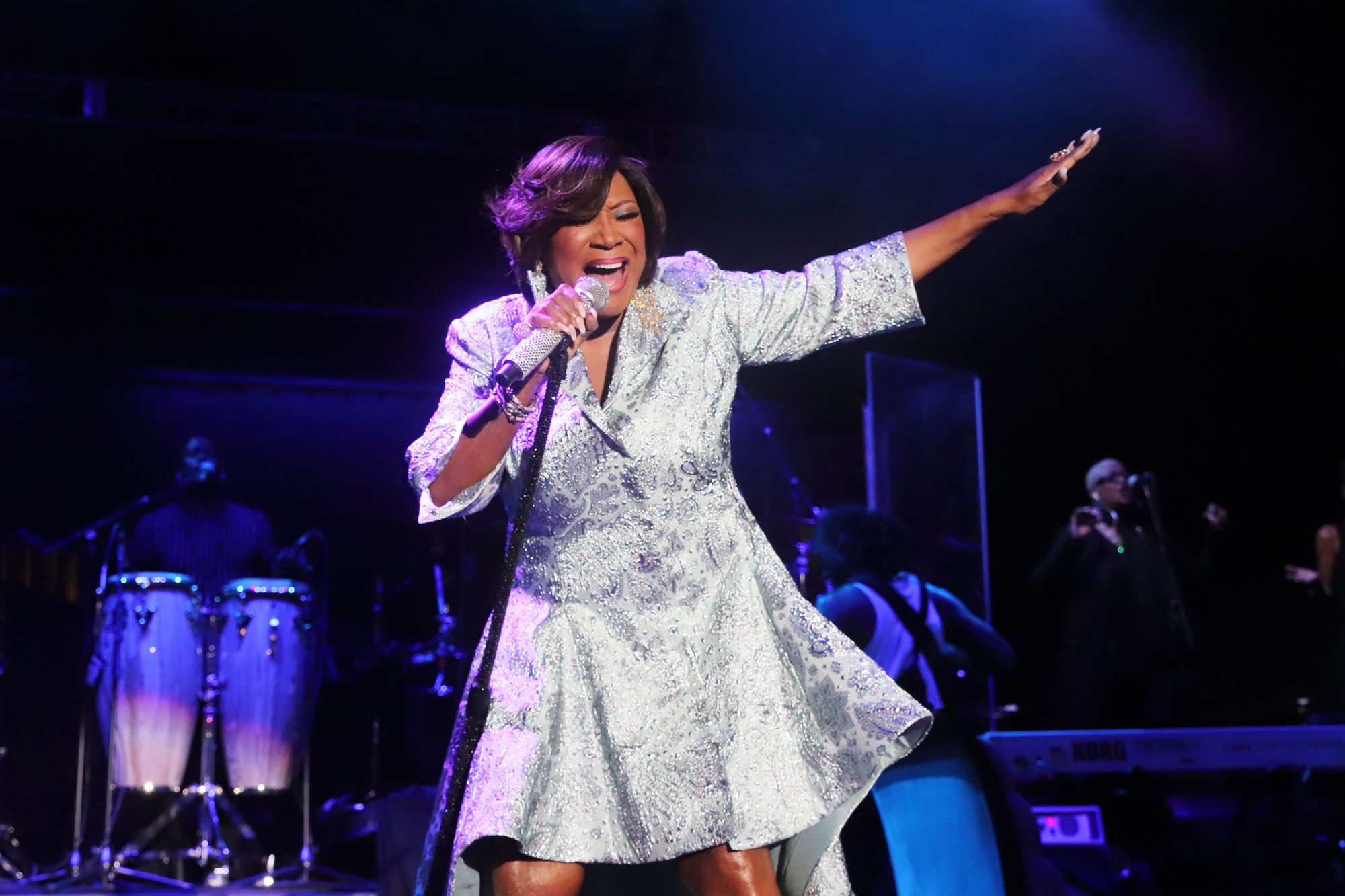Patti LaBelle Backstage and in Concert at the Dell Music Center