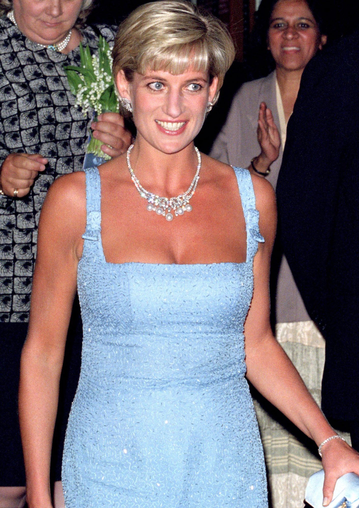 The Princess Of Wales Attends A Gala Performance Of 'Swan Lake'