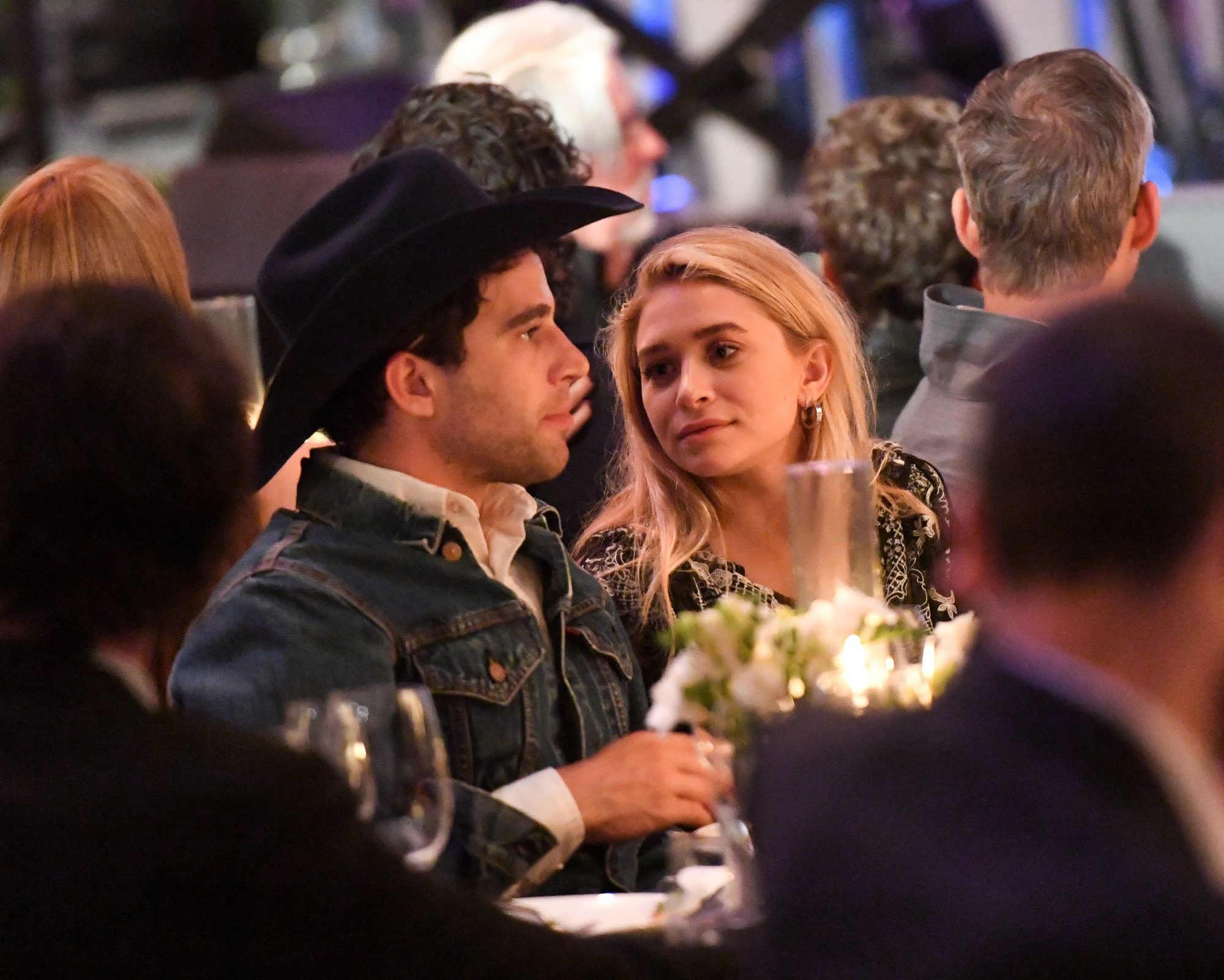 Hammer Museum's Gala in the Garden, Los Angeles, USA - 14 Oct 2017