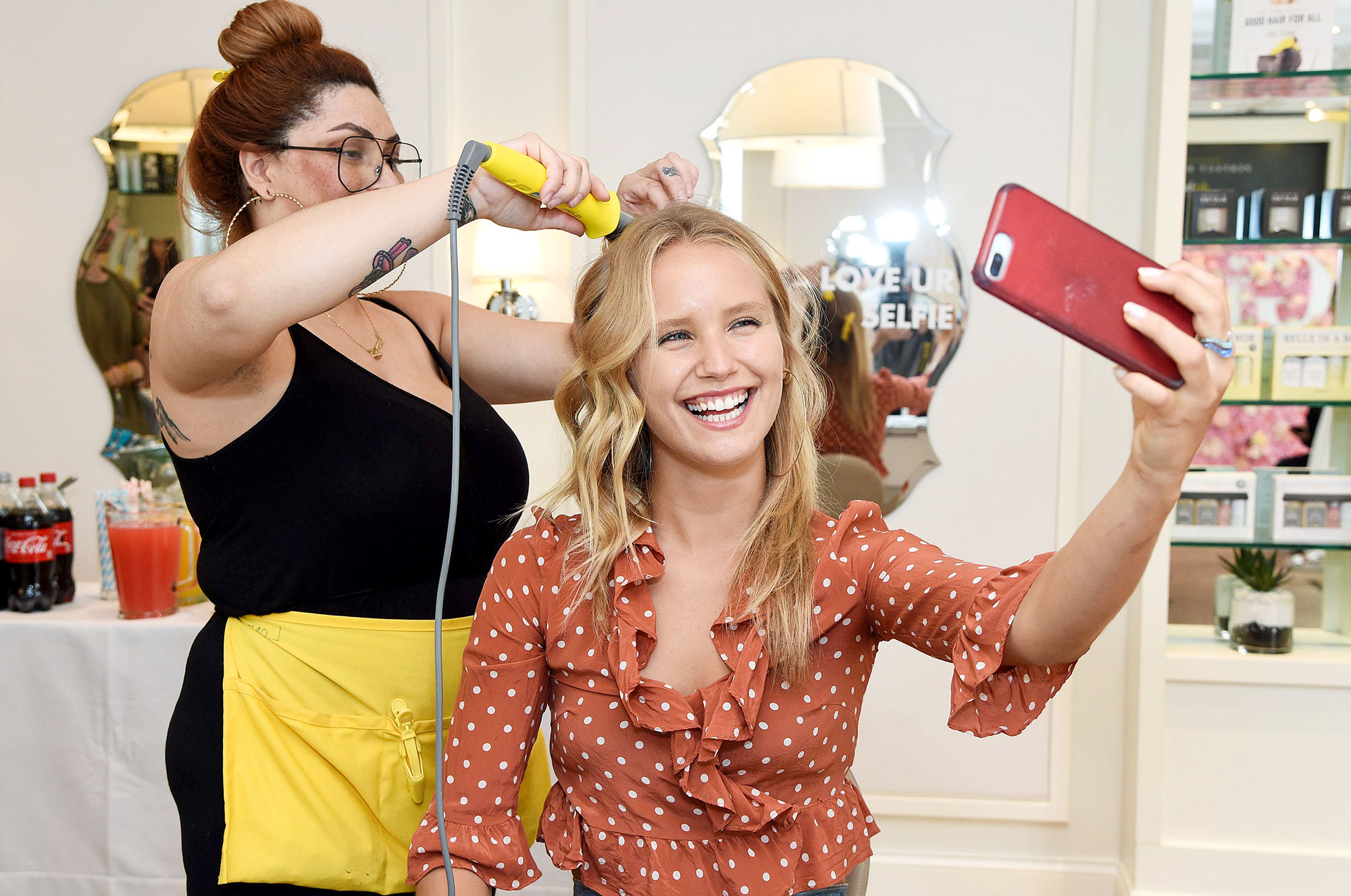 Sailor Brinkley Hosts `Who's That Girl` Launch Party in NYC.