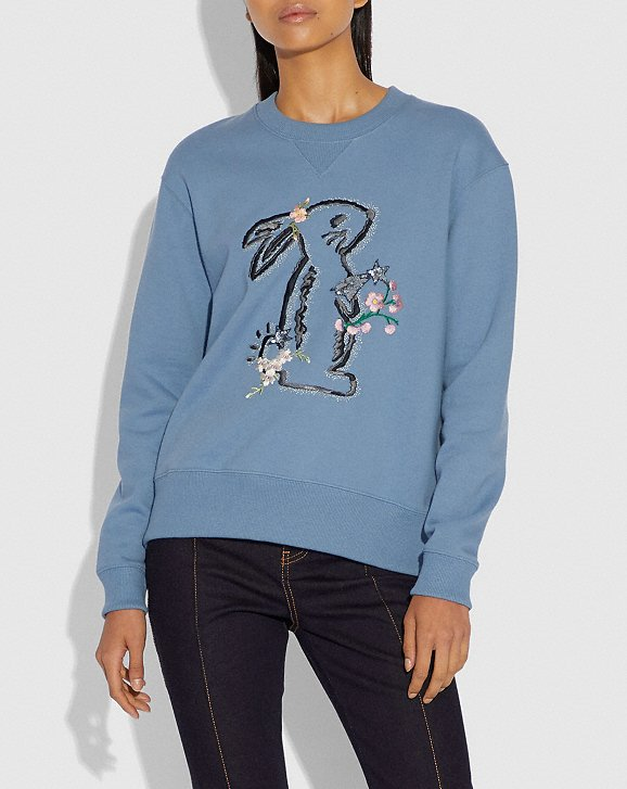 selenaxcoach sweatshirt