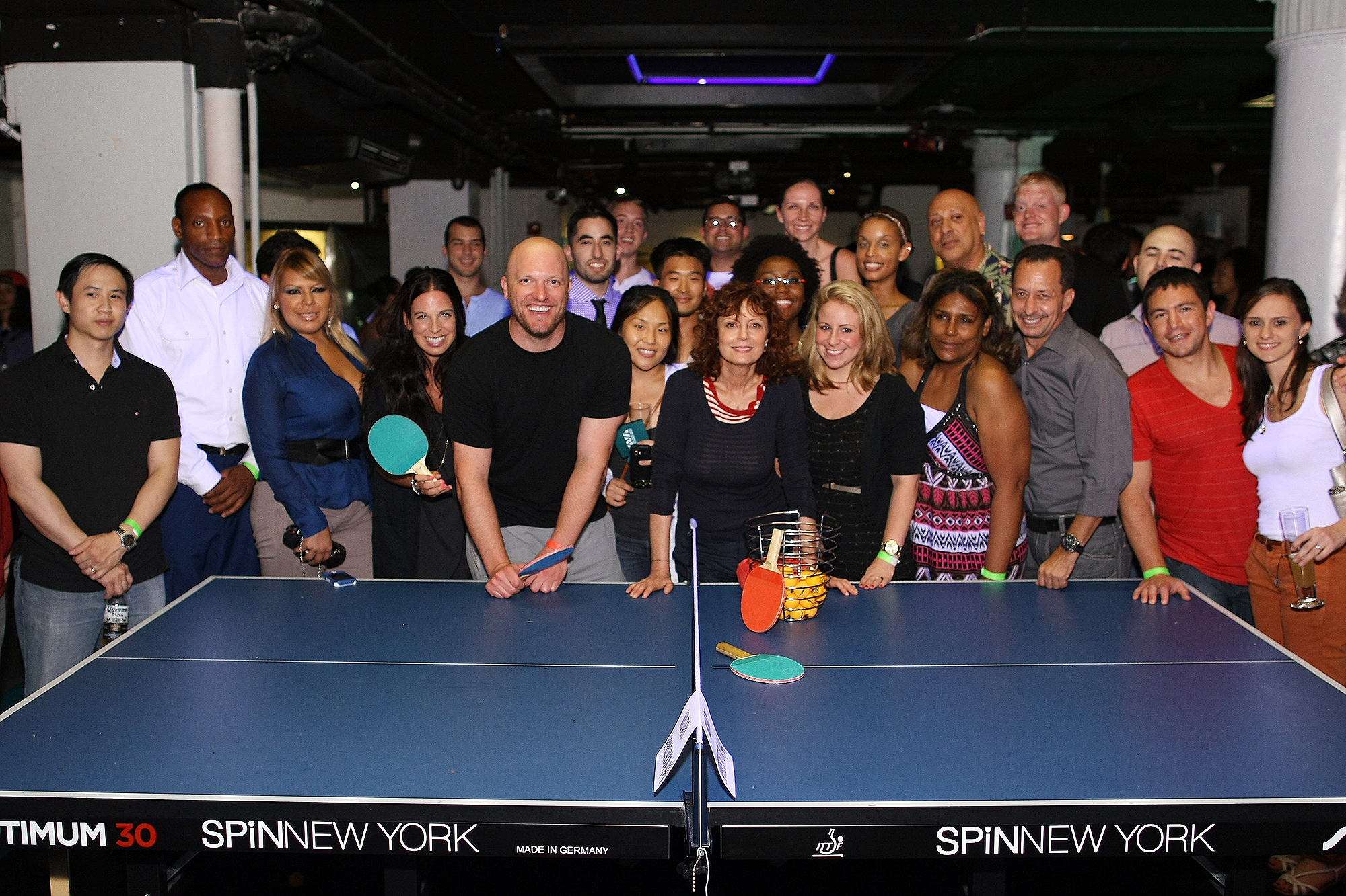 Military Appreciation Night Hosted By SPiN New York