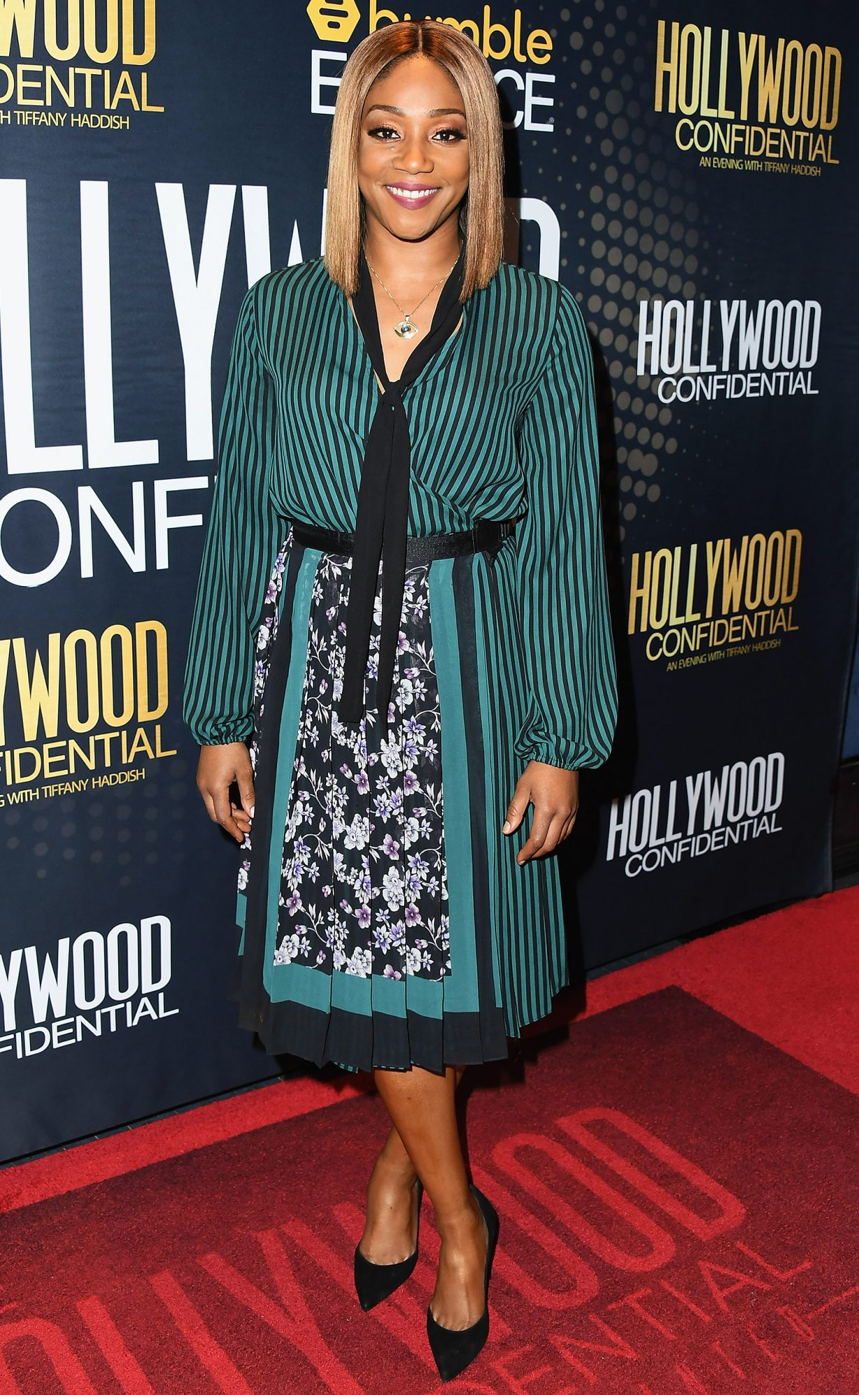 Essence Magazine And Hollywood Confidential Present An Evening With Tiffany Haddish - Arrivals