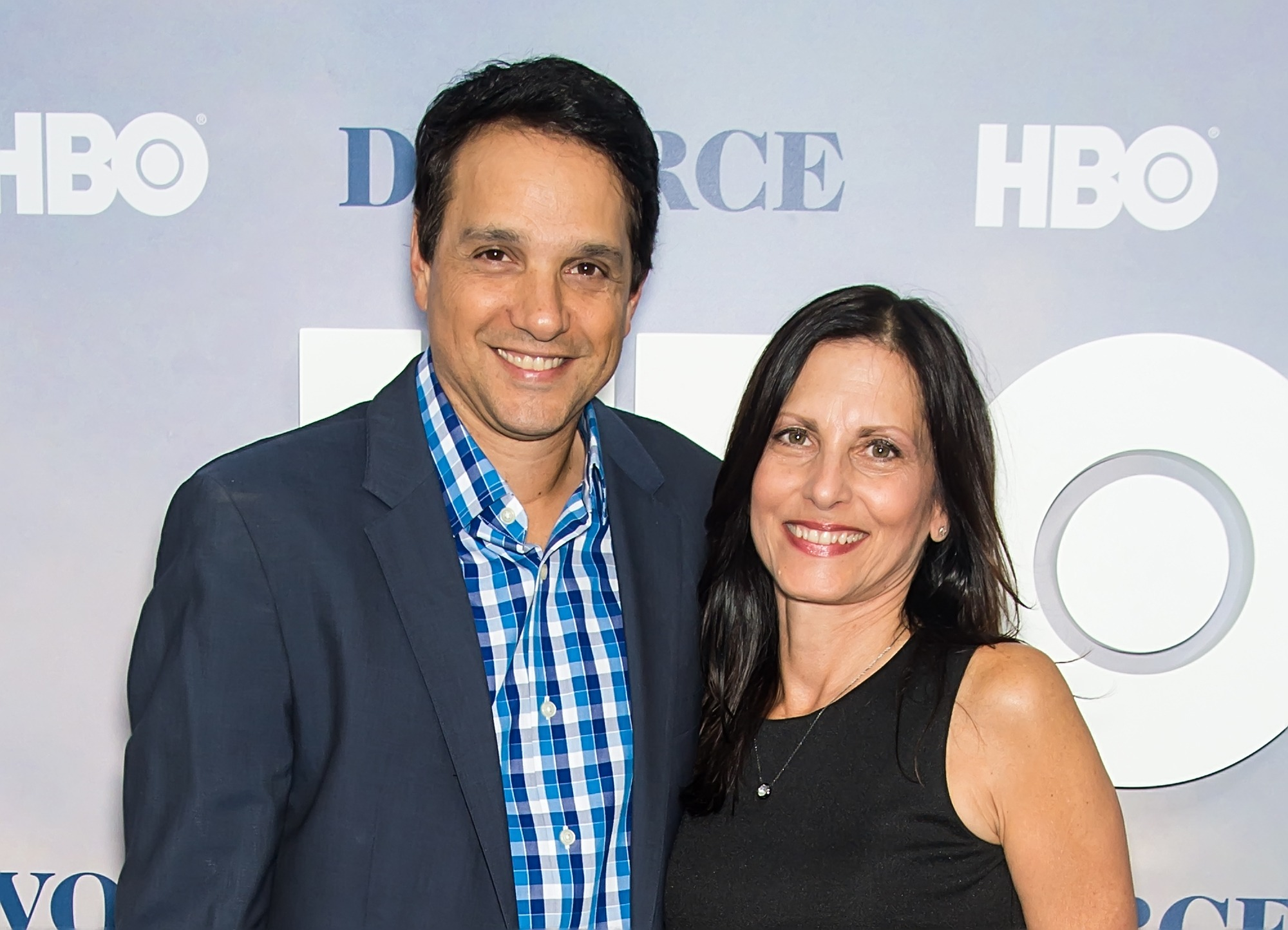 ralph macchio and his wife